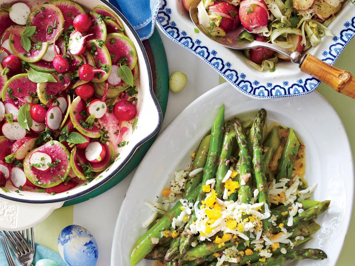New Potato and Fennel Salad