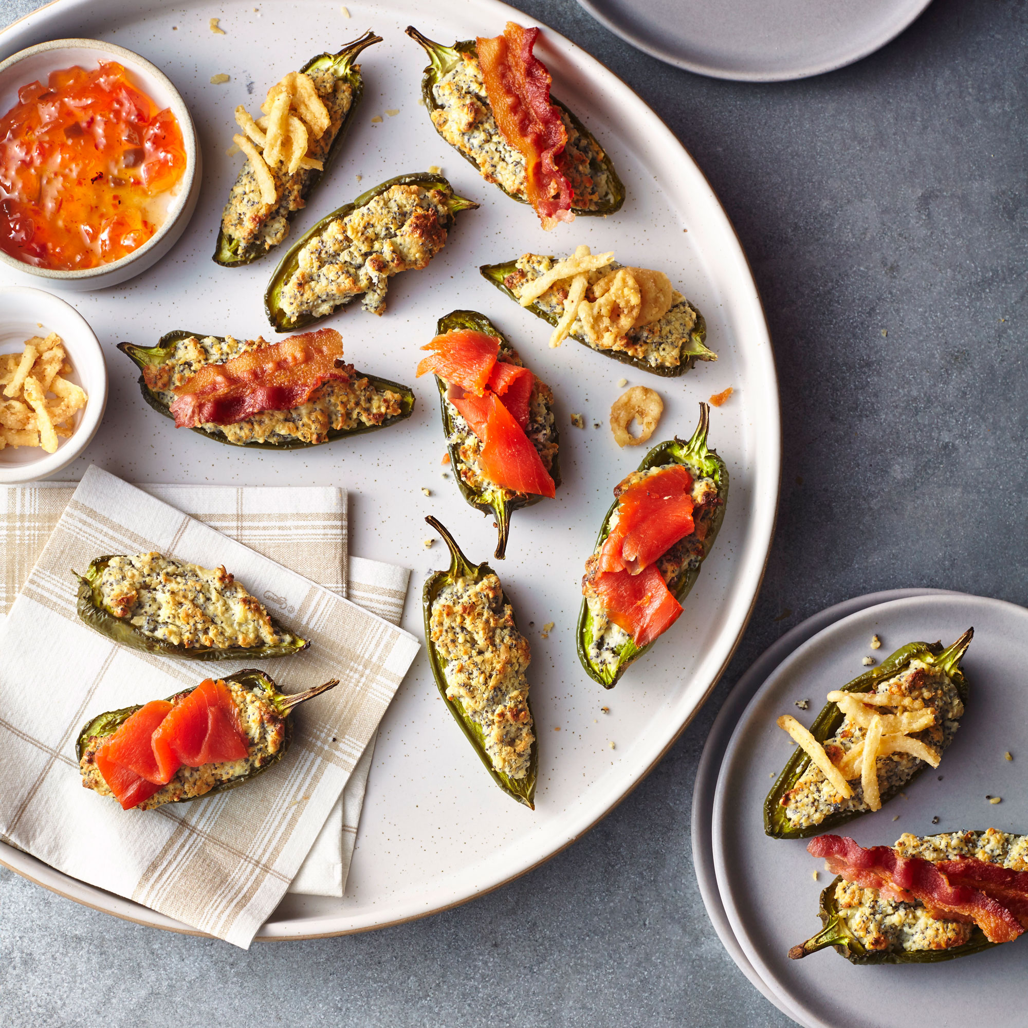 7 Jalapeño Poppers to Get Your Next Party Started
