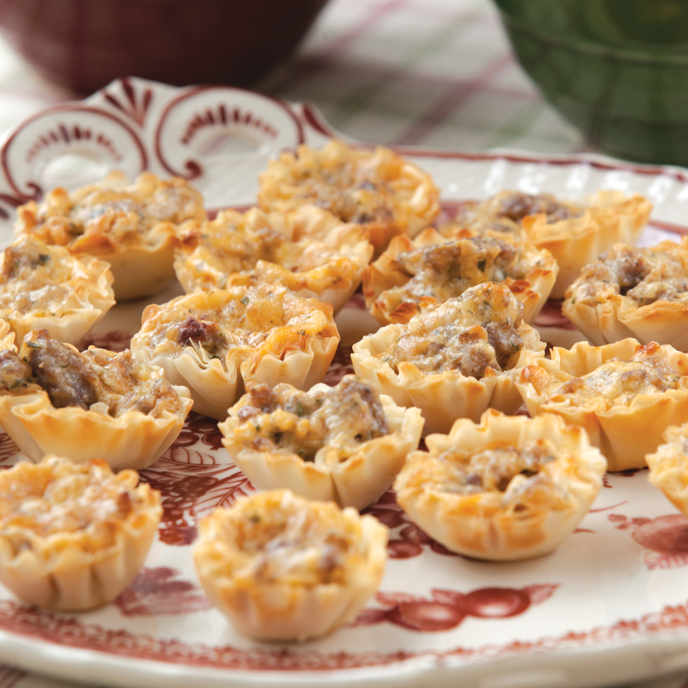 Yummy Sausage Cups