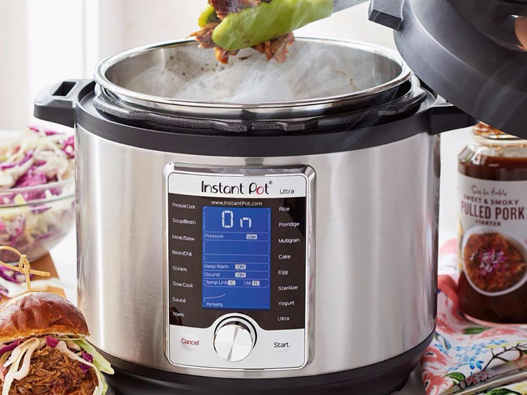 Run, Don't Walk: Instant Pot Ultra Is Just $99 at Sur La Table