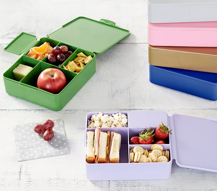 8 Lunch Box Necessities Currently On Sale at Pottery Barn Kids