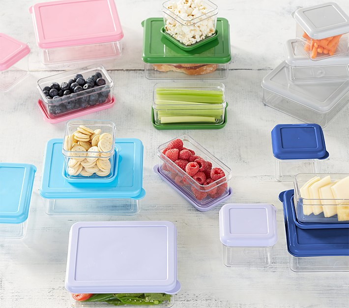 PBK spencer clear food storage sets image