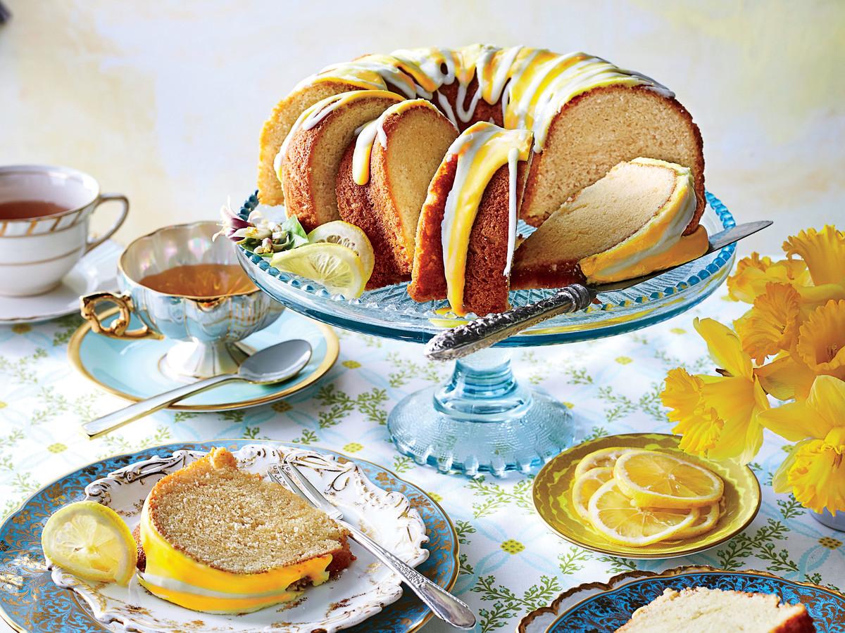 Lemon-Orange Pound Cake