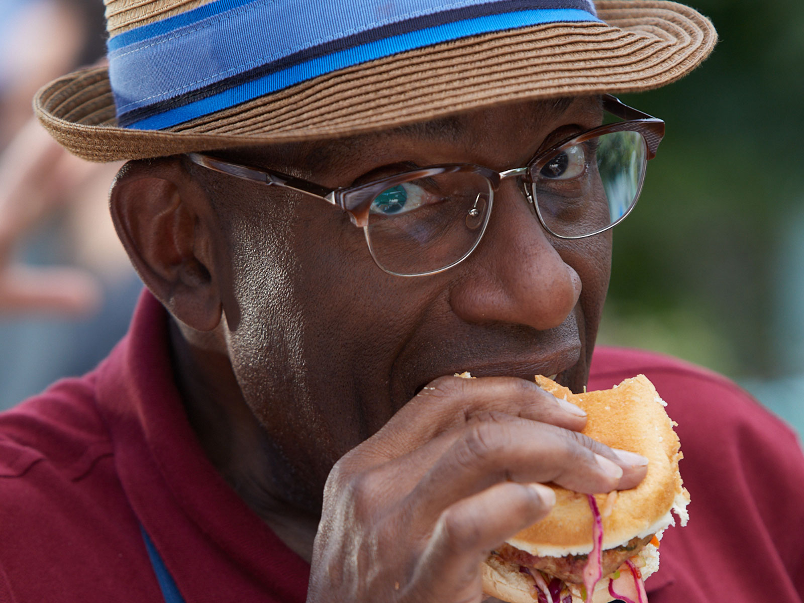 Al Roker's Signature Burger, Plus His Best Tips for Manning the Grill