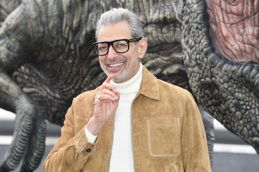 Jeff Goldblum's New Show Will Explore the Science Behind Ice Cream, Coffee, and Cereal