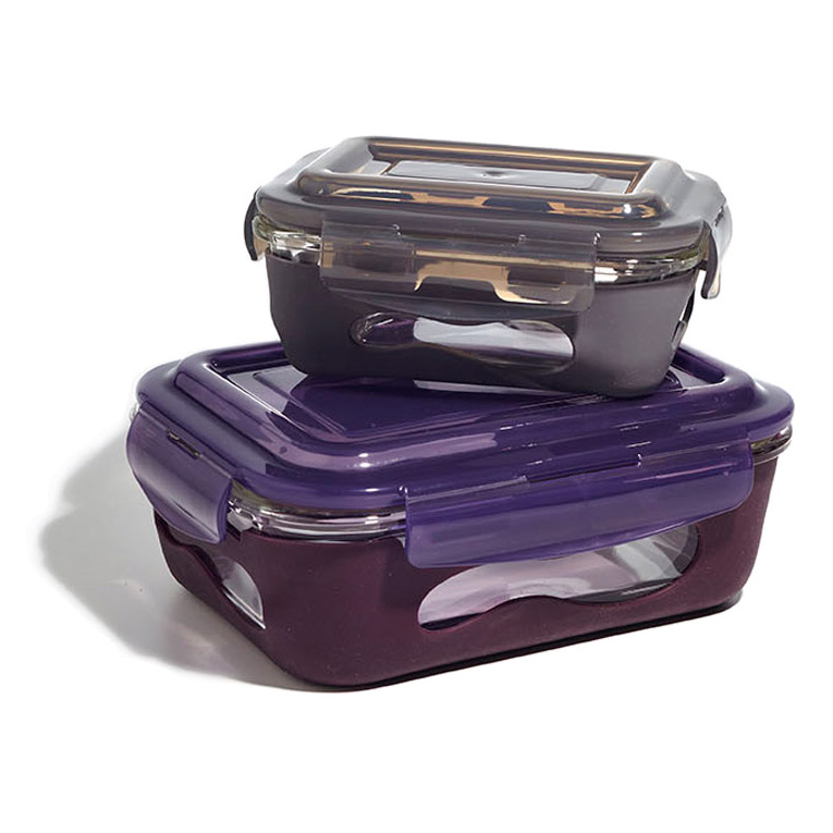 U-Konserve Glass Containers