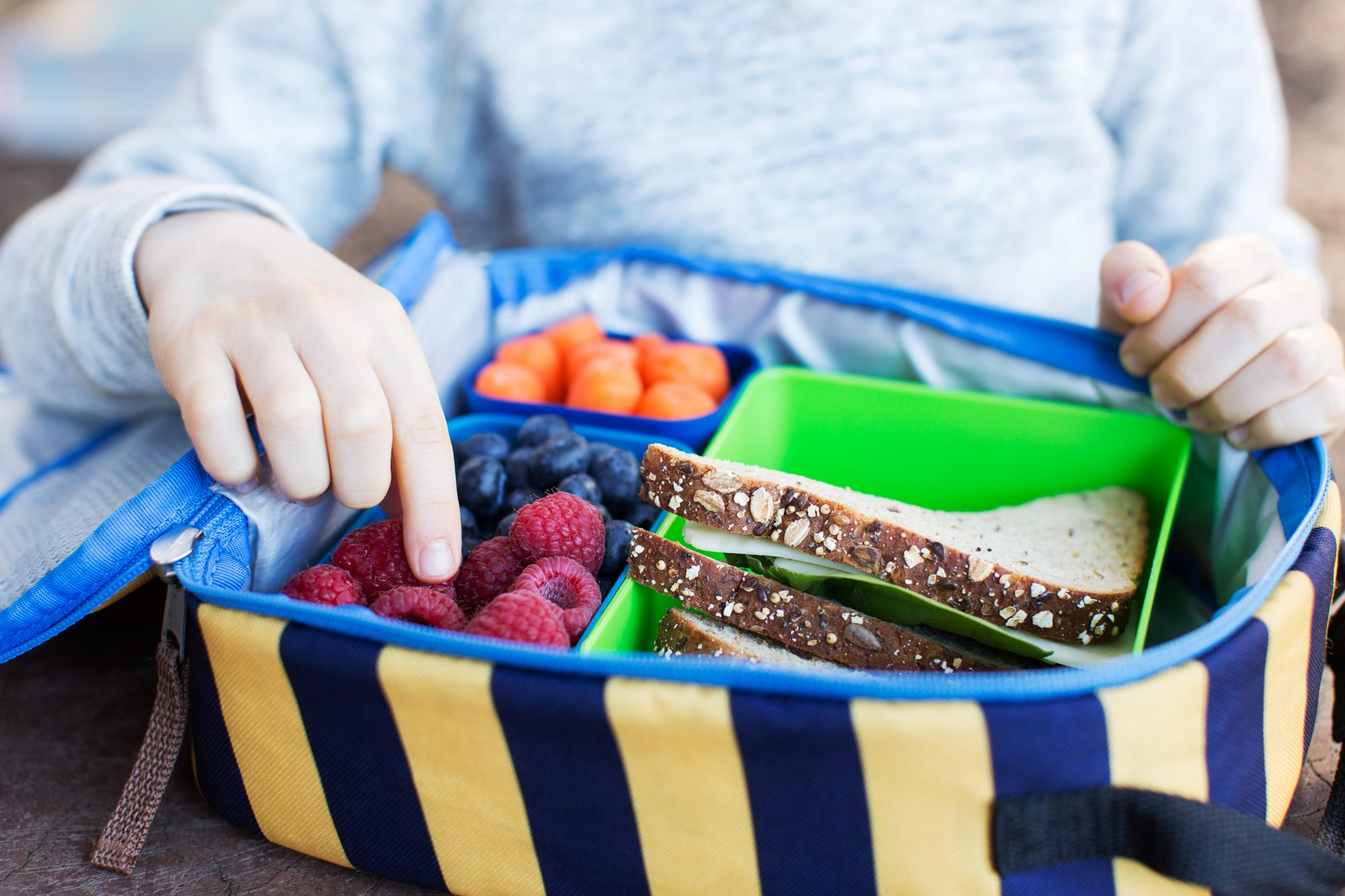 Back-To-School Lunch Ideas: 5 Realistic Ways to Approach the Greatest Stress of Our Time