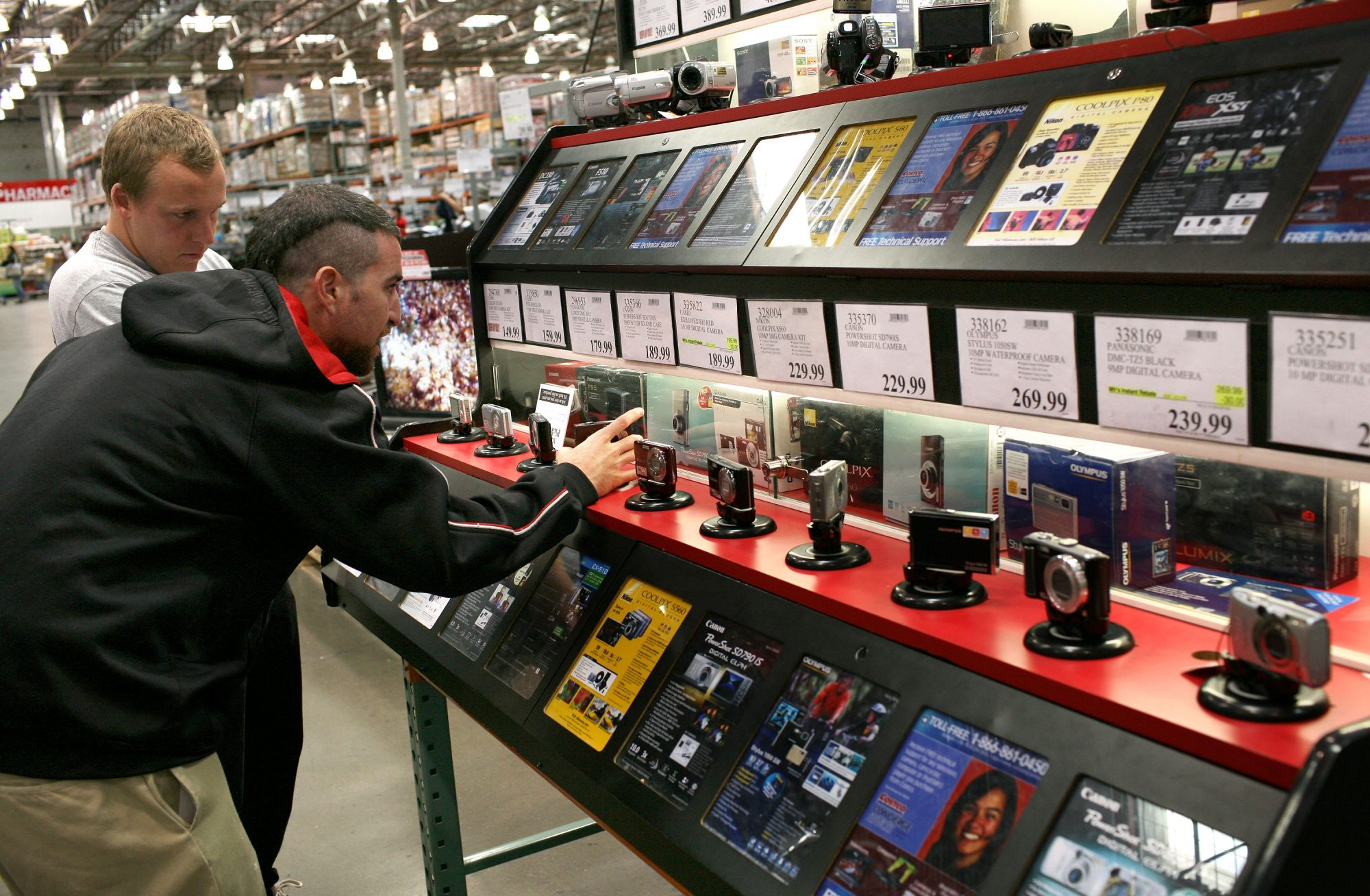 Consumer Confidence Slides To Lowest Level In Over 50 Years