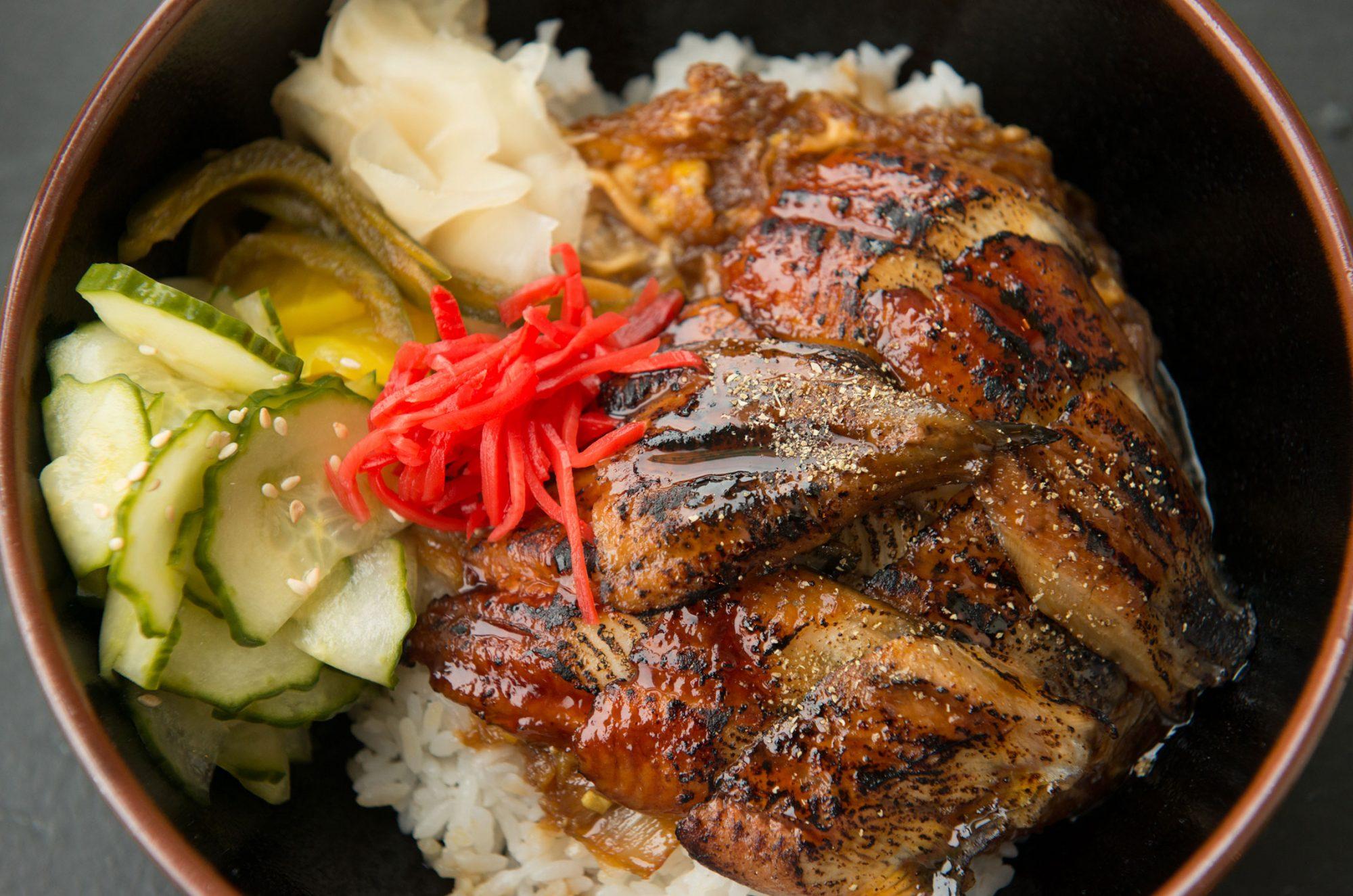 BBQ Eel in Eel Sauce