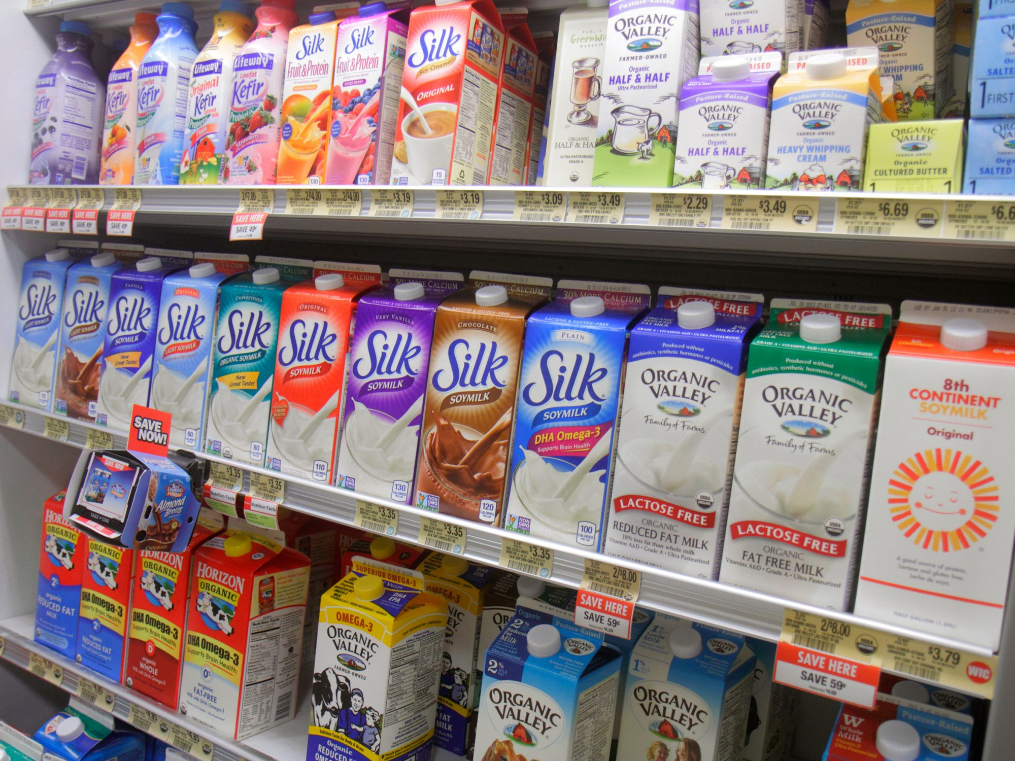 When Is  Milk  Not Milk? The FDA Will Soon Decide