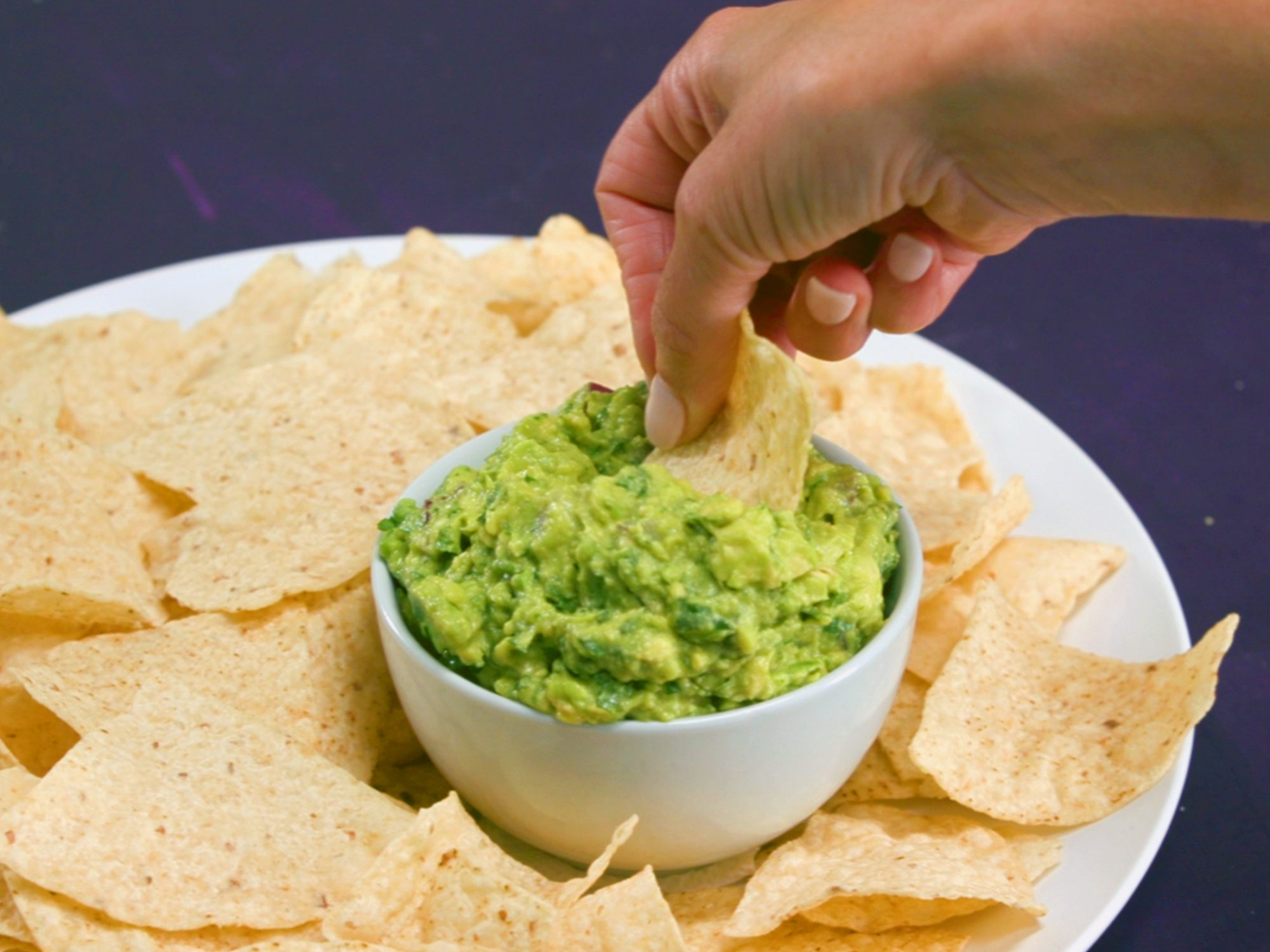 Simply the Best Guacamole image