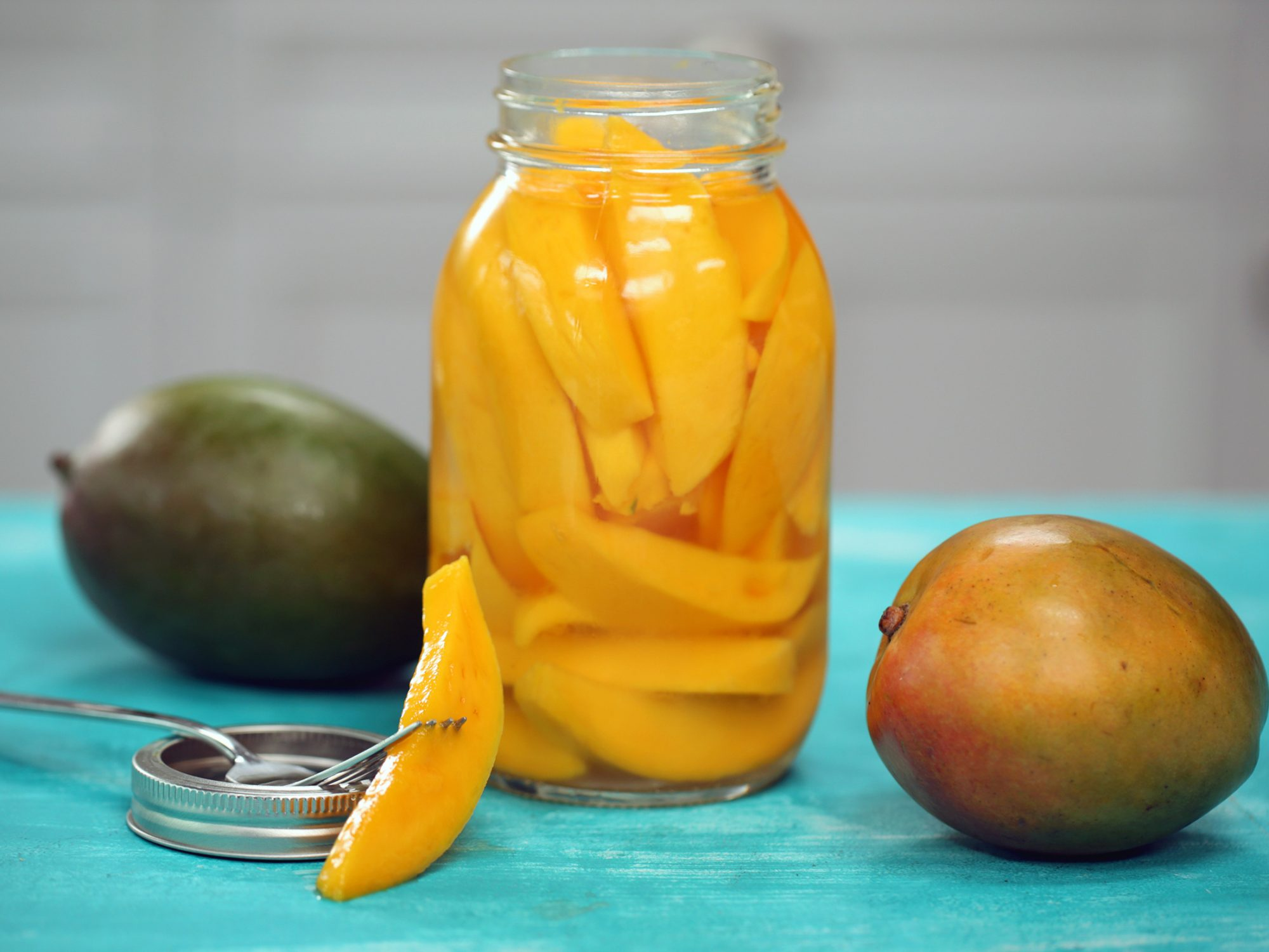 Pickled Mango image