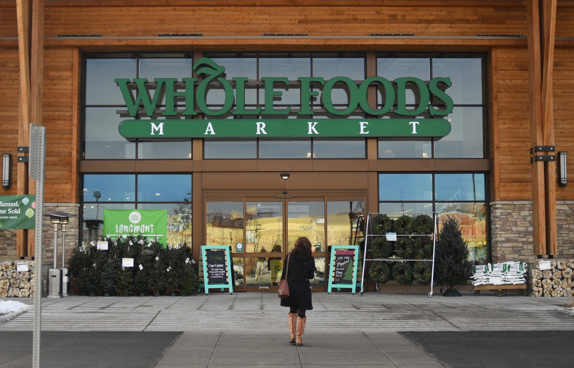 You Can Now Order Whole Foods Delivery With Your Voice, Thanks to Amazon's Alexa