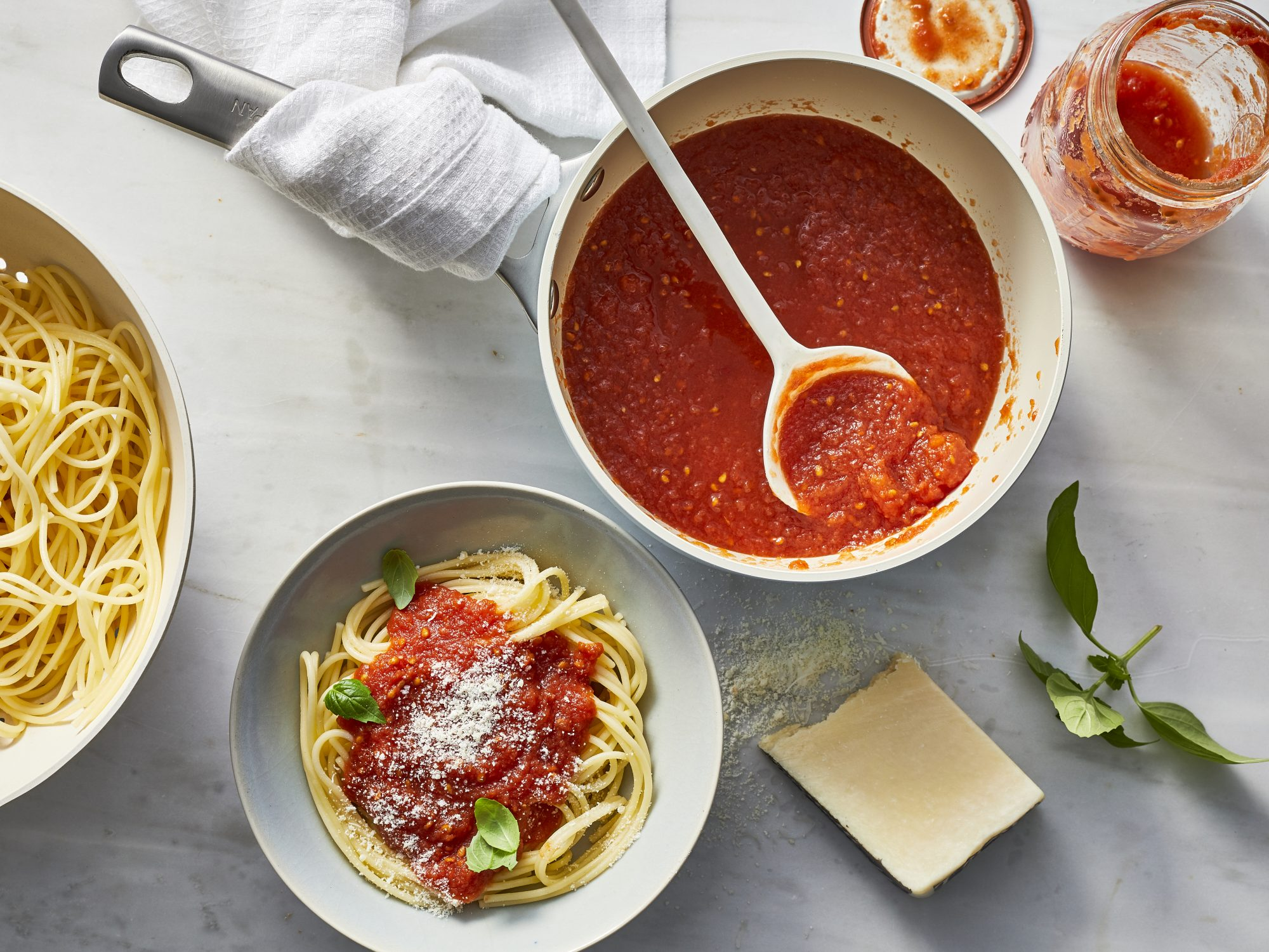 The Best Way to Make Fresh Tomato Sauce