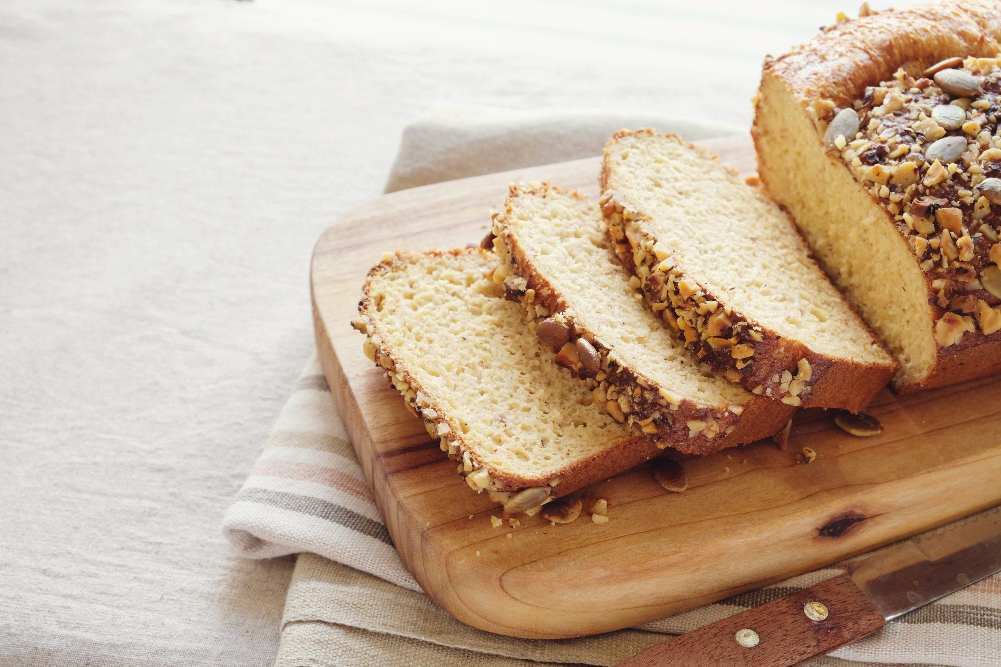 Getty Keto Bread Image