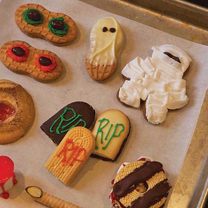 Gingerbread Mummies