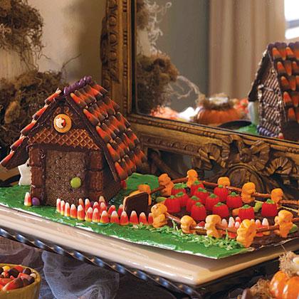 Pumpkin Patch House