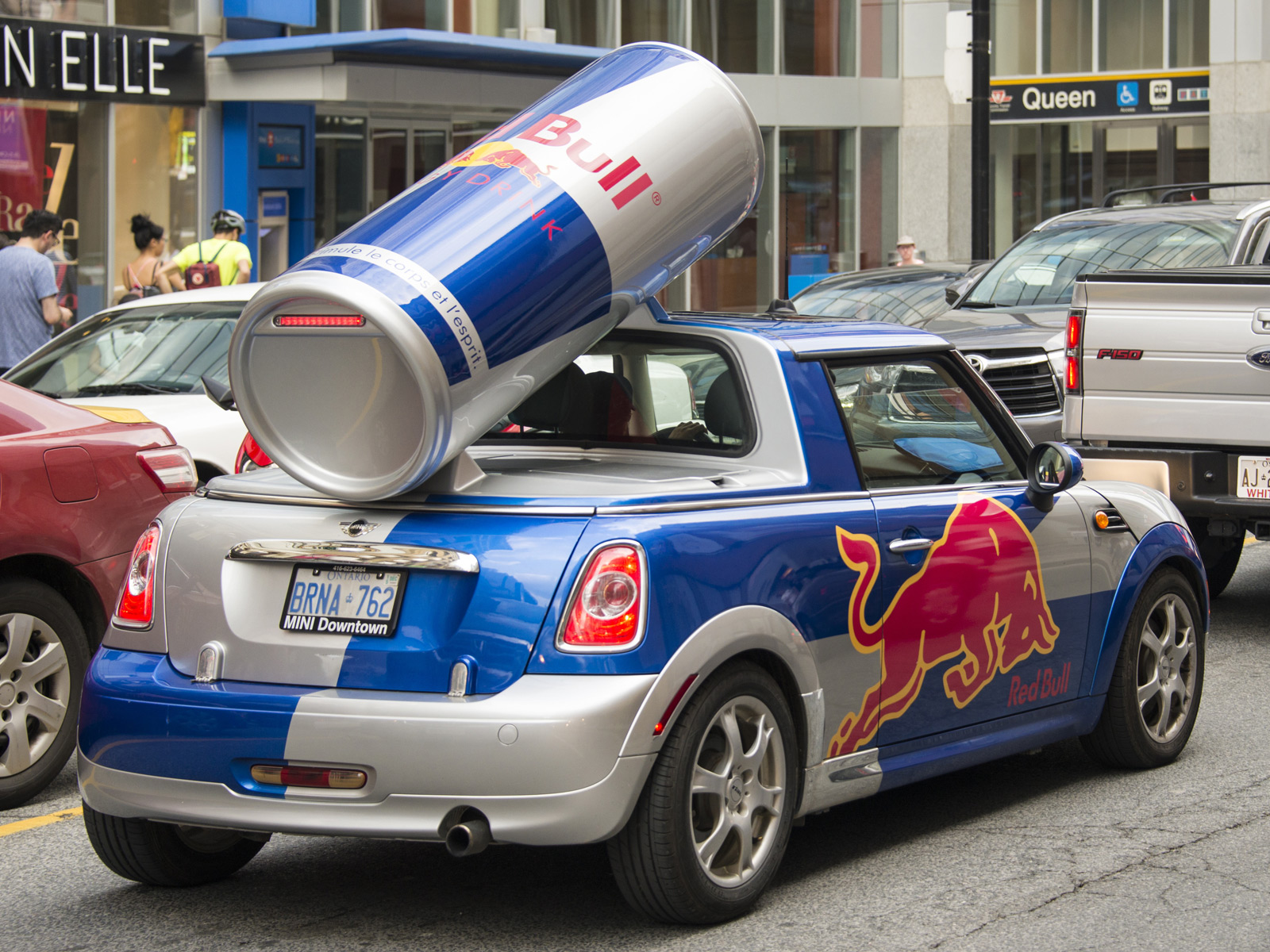 Drinking Red Bull and Vodka Makes You Aggressive, Says Most Self-Evident Scientific Study Ever