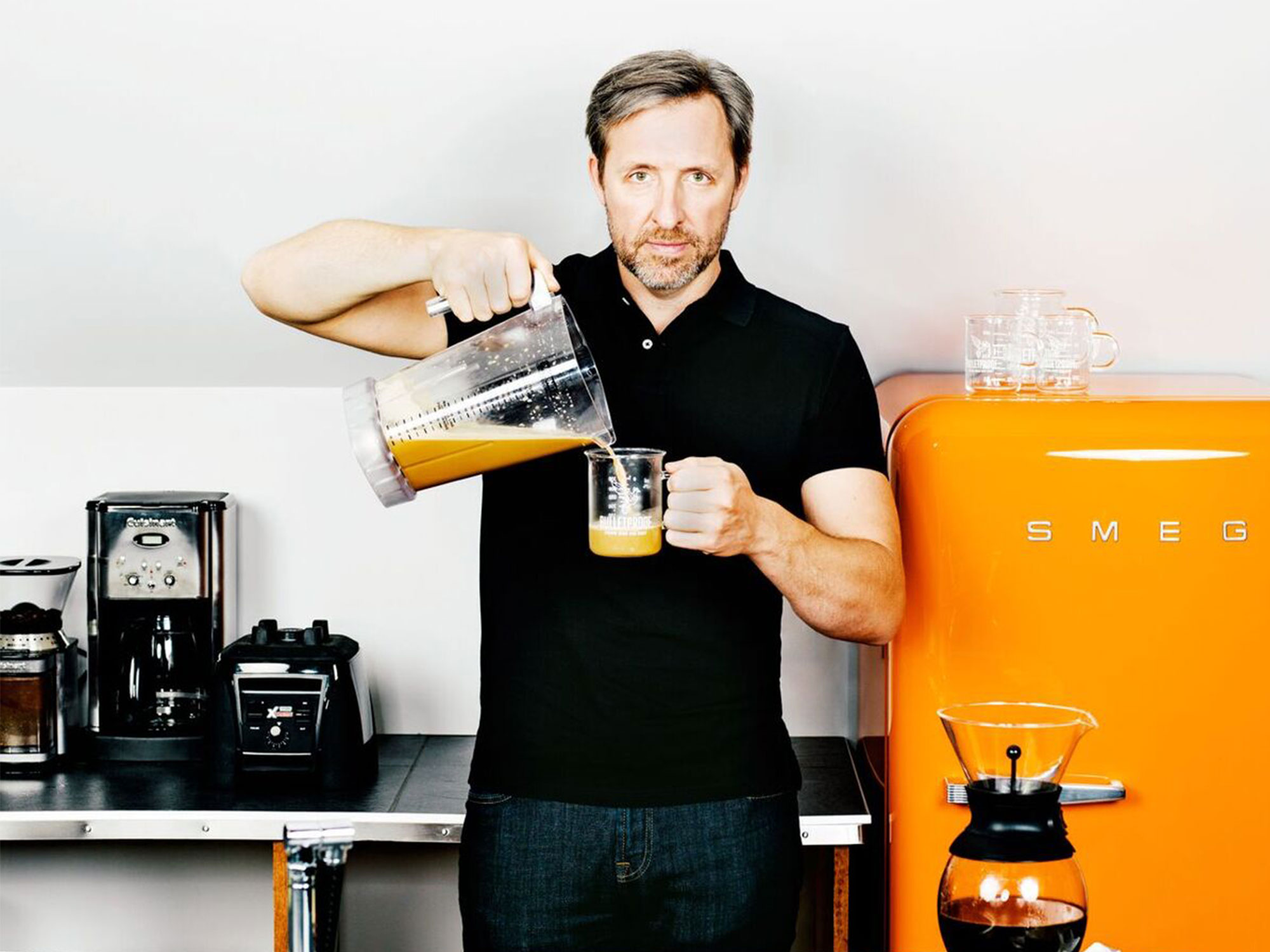 Guess What the Founder of Bulletproof Coffee Has for Breakfast Every Day