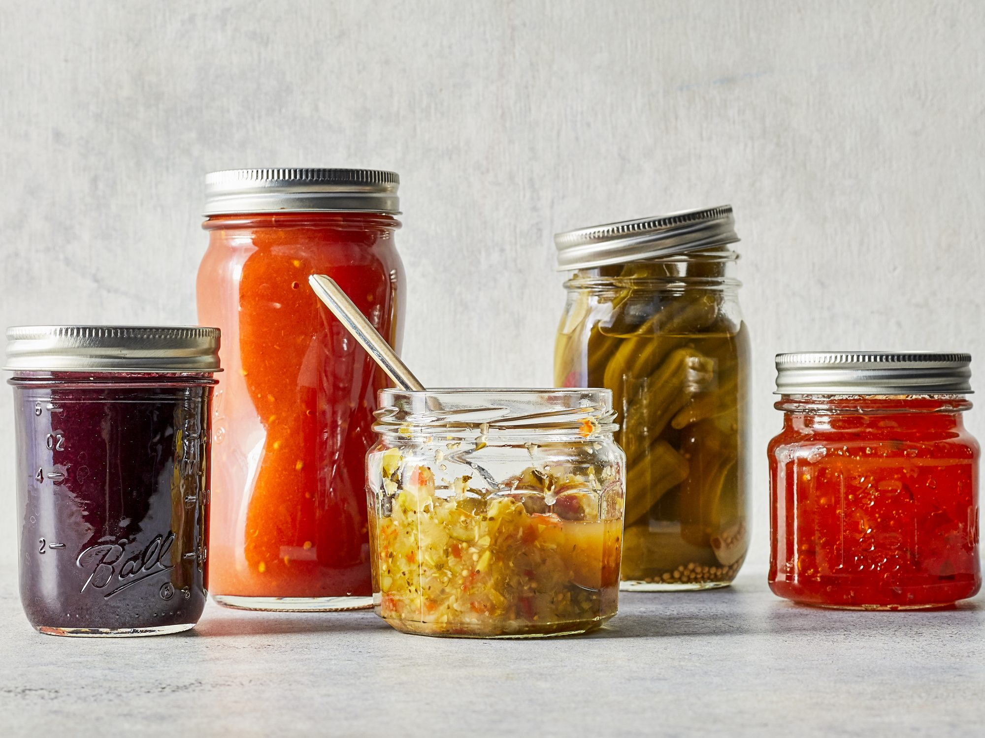 5 Summer Canning Recipes