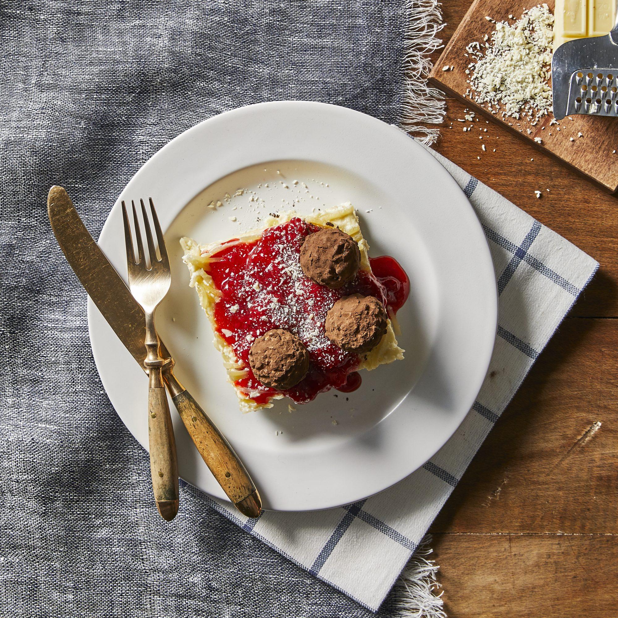 MR- Spaghetti Pudding Image