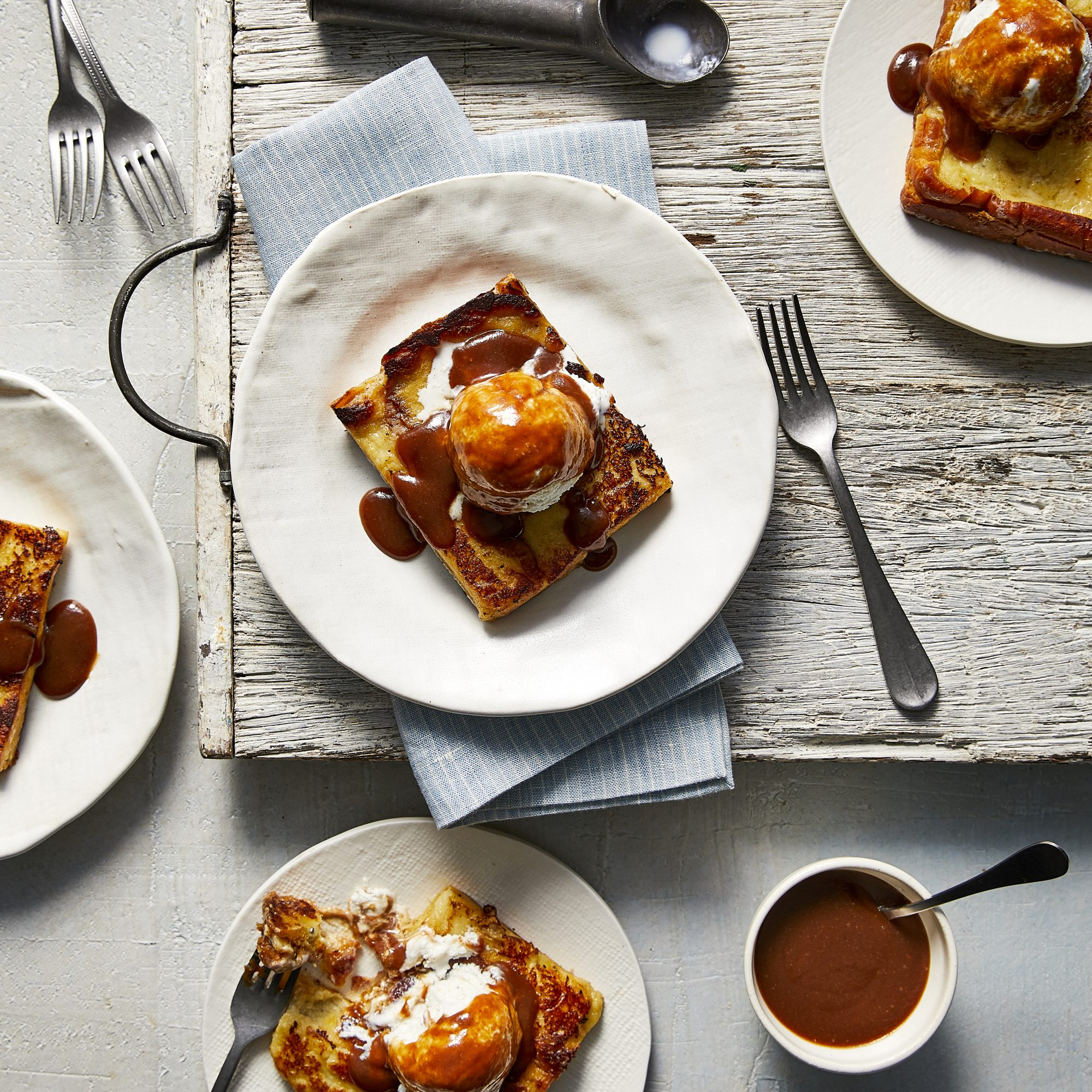Best Ever Bread Pudding image