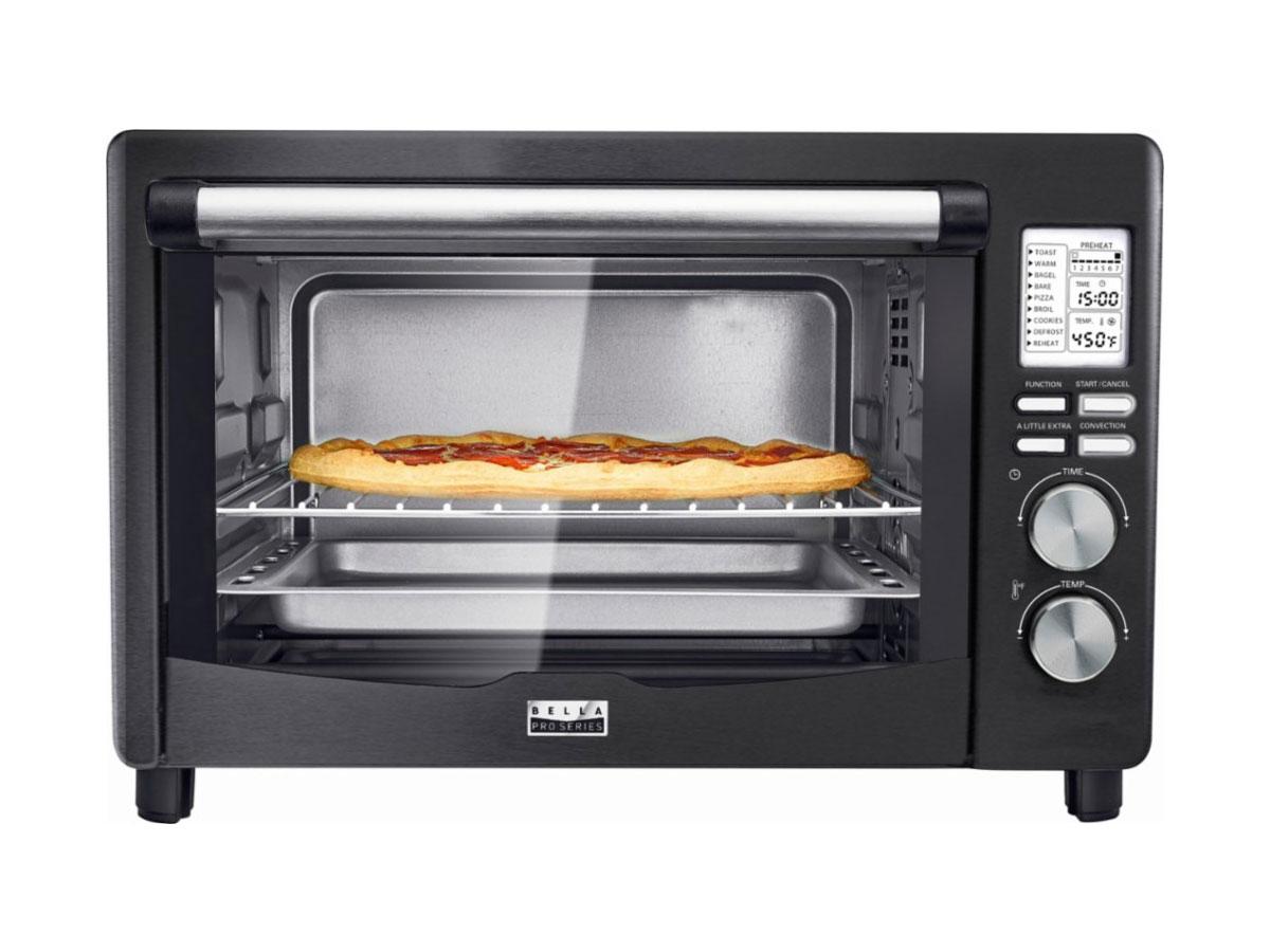 Bella Pro Series 6-Slice Toaster Oven
