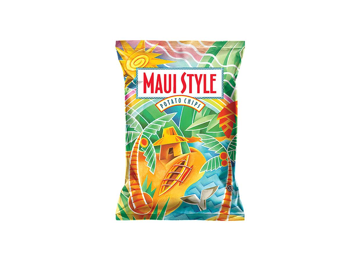 Frito Lay Maui style potato chips