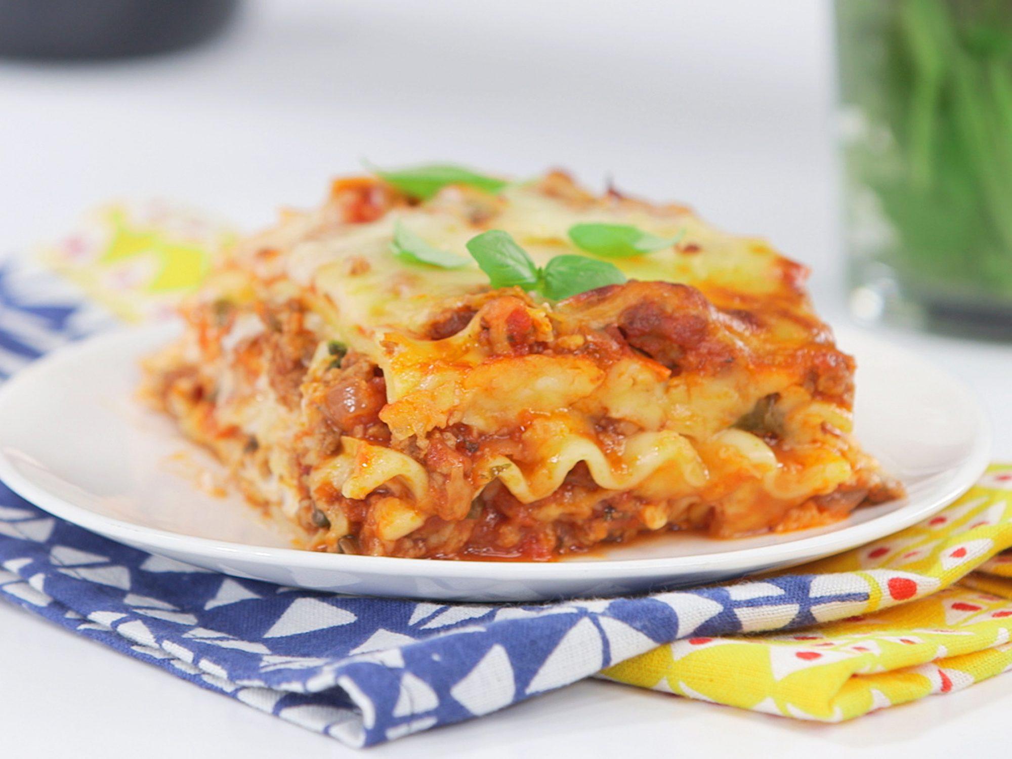 Nicole's Best Lasagna image