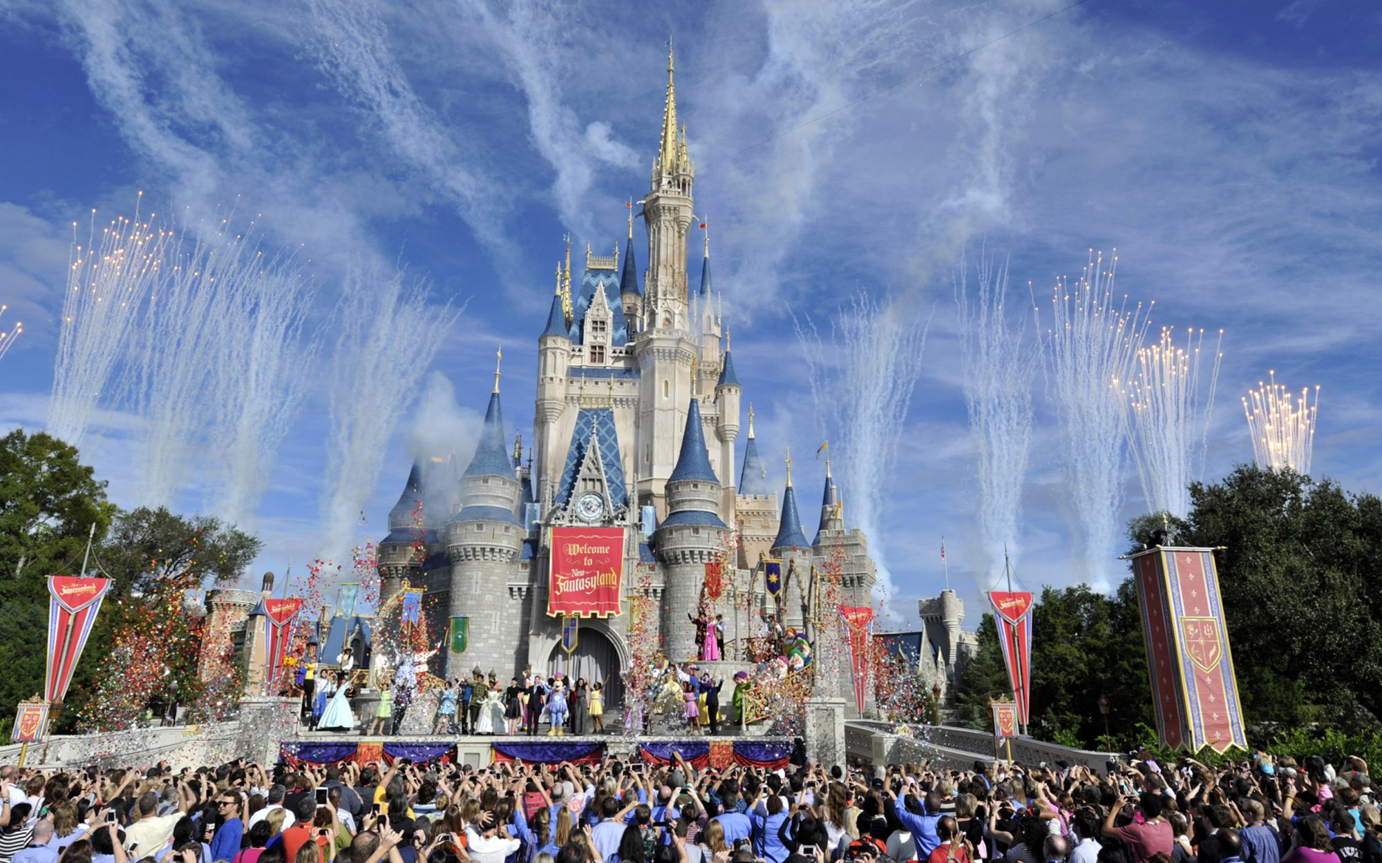 Some of the Best Restaurants at Walt Disney World Are in the Last Place You're Looking