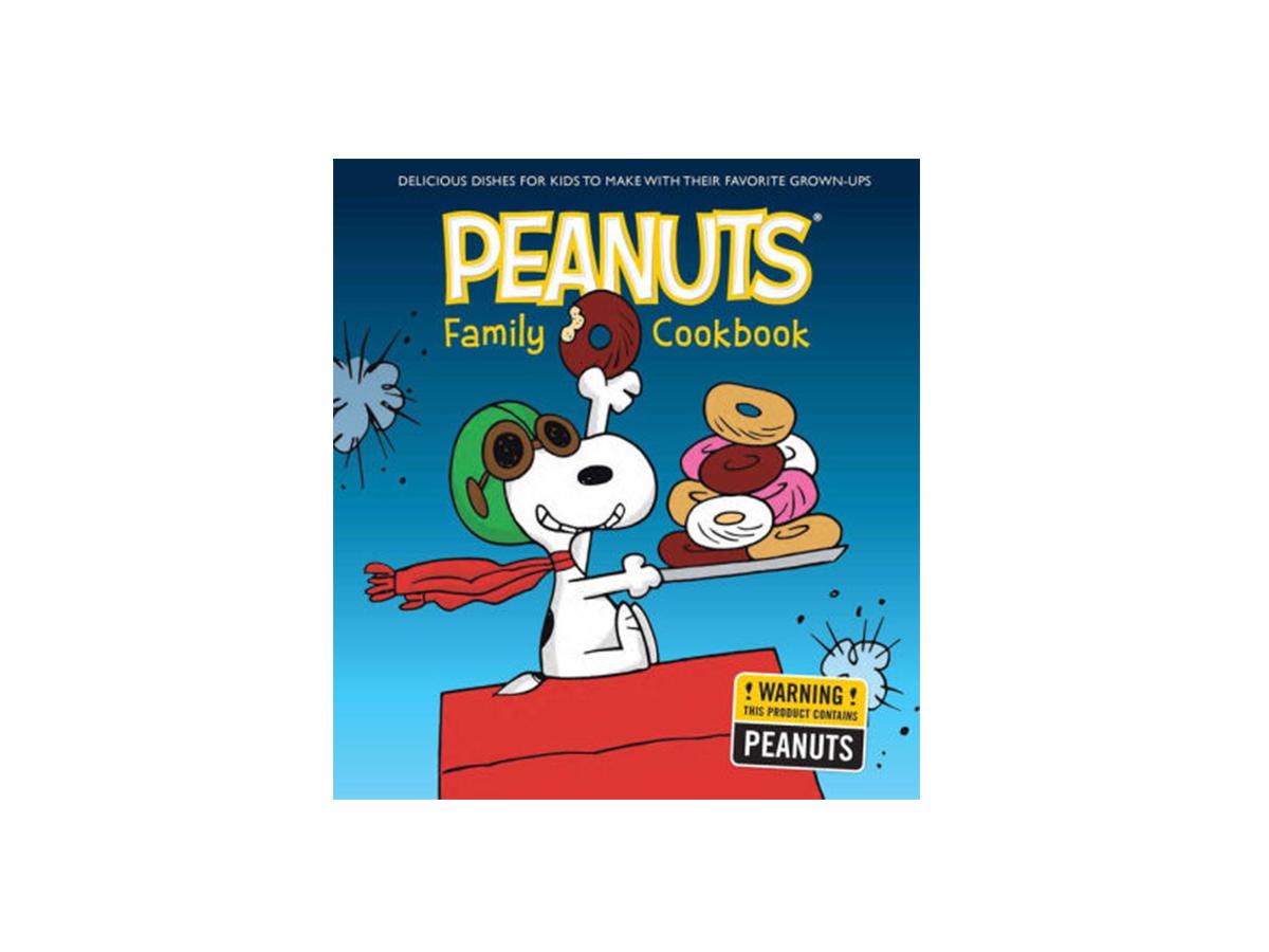 New Peanuts Cookbook Image
