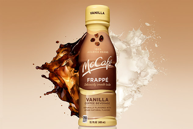 Bottled McCafé Beverages are Coming to a Grocery Store Near You