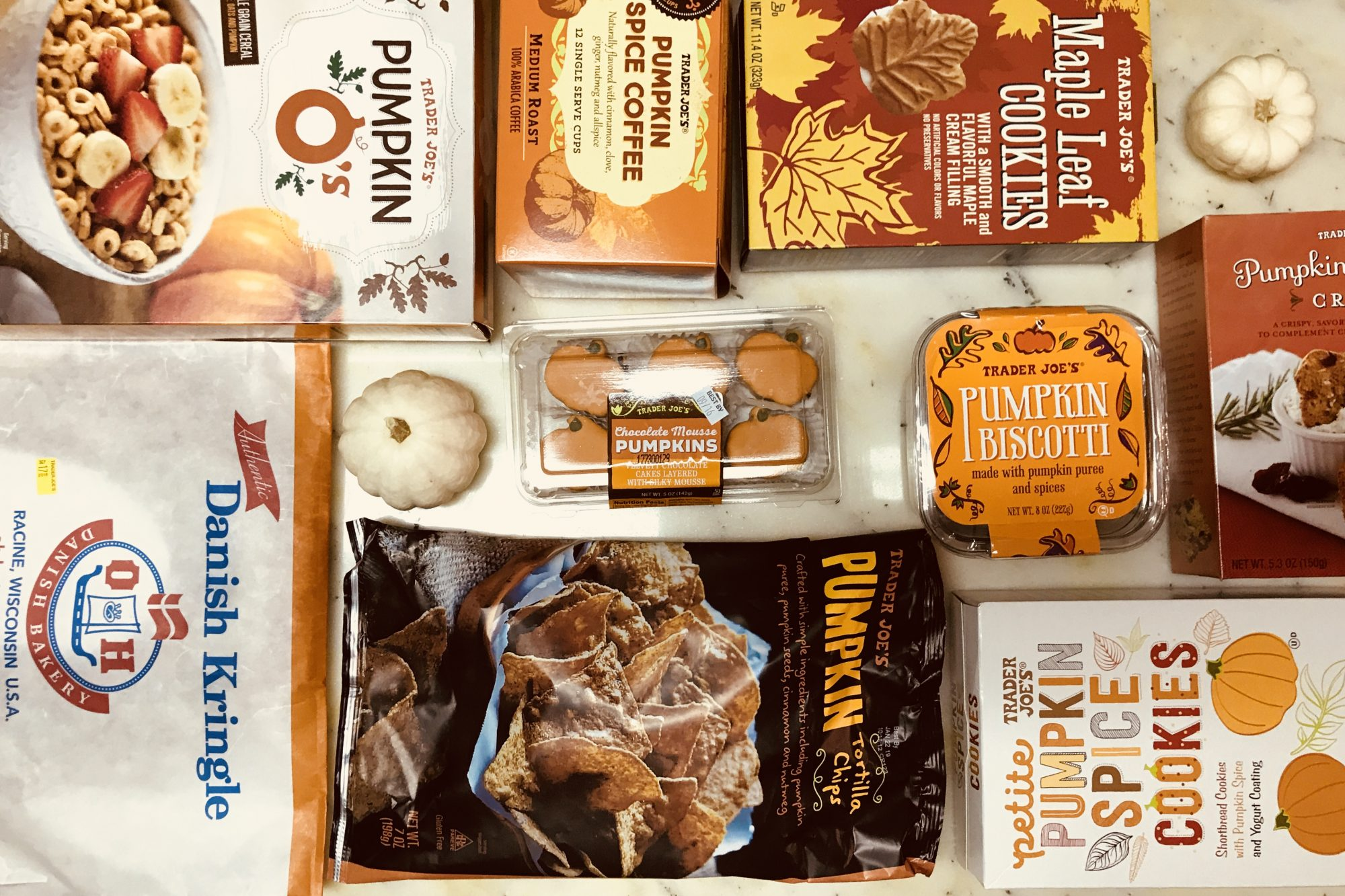 Trader Joe's Fall Foods Have Arrived. Here's What You Should Buy