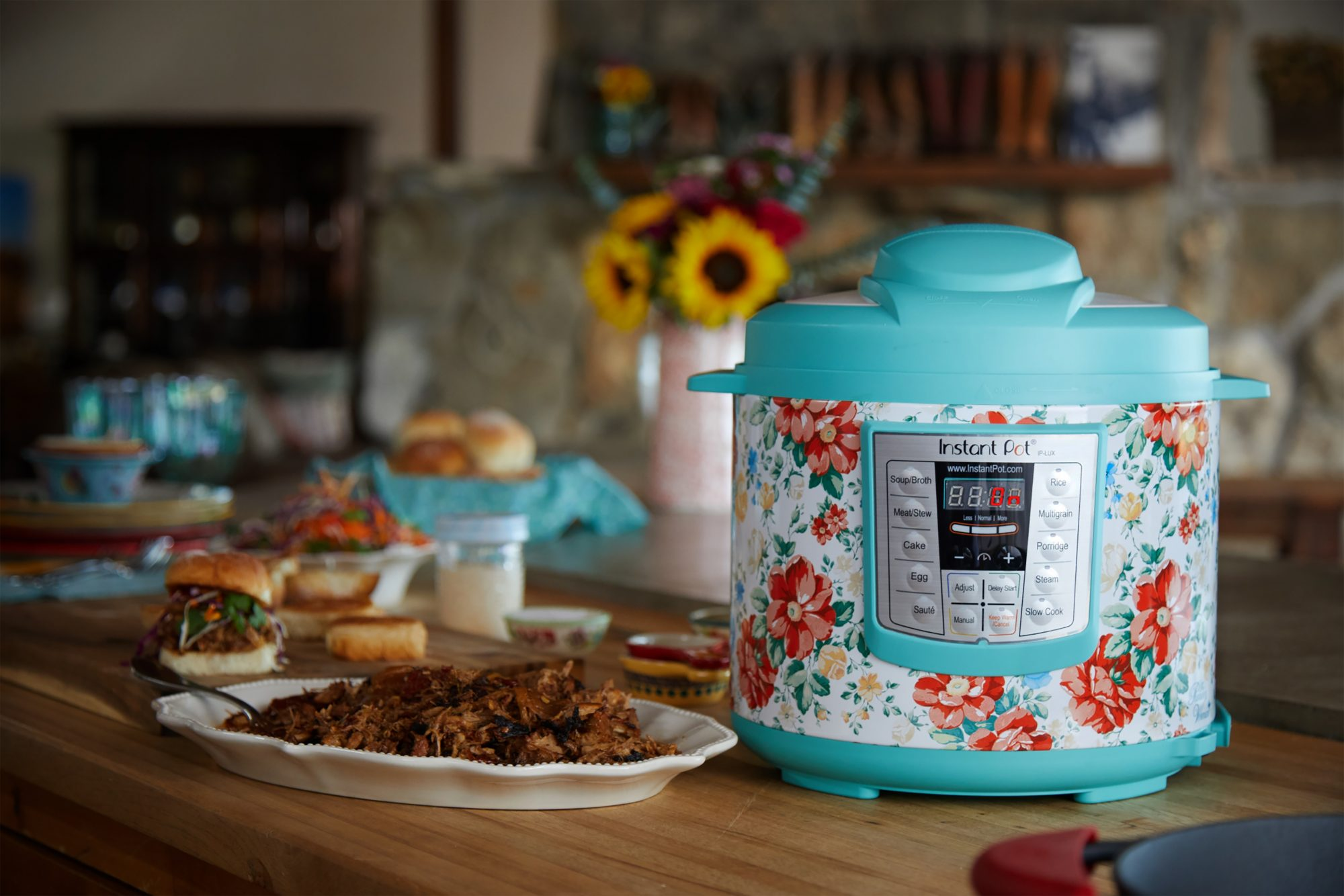 Pioneer Woman Ree Drummond Unveils Her New Line of Affordable Instant Pots at Walmart instantpot-and-spicy-dr-pepper-pork