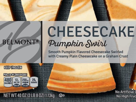 aldi pumpkin cheesecake