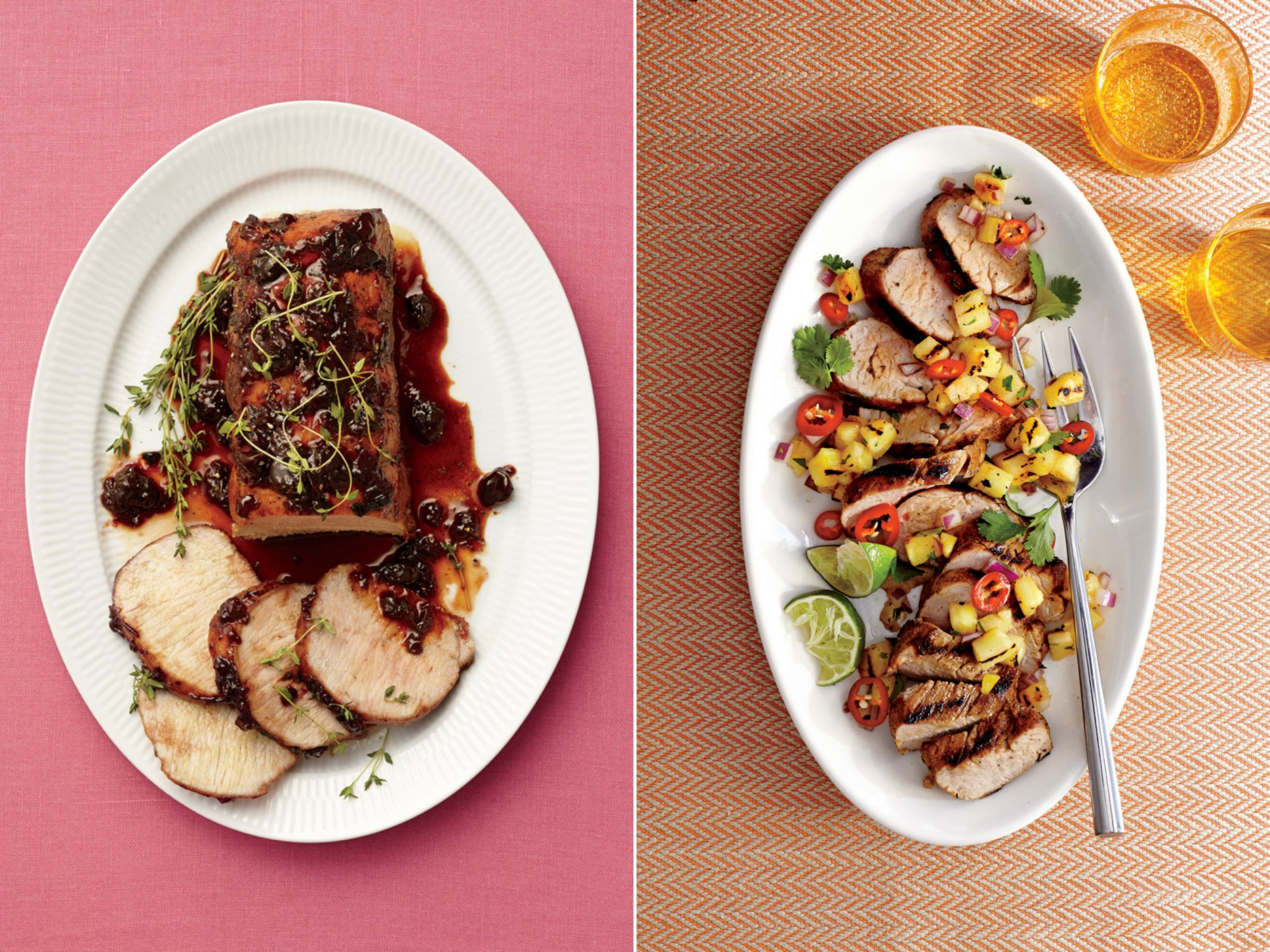 Pork Loin vs Pork Tenderloin