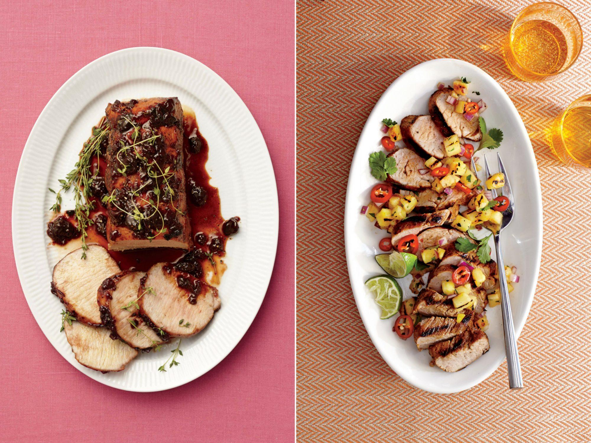 Pork Loin vs Pork Tenderloin