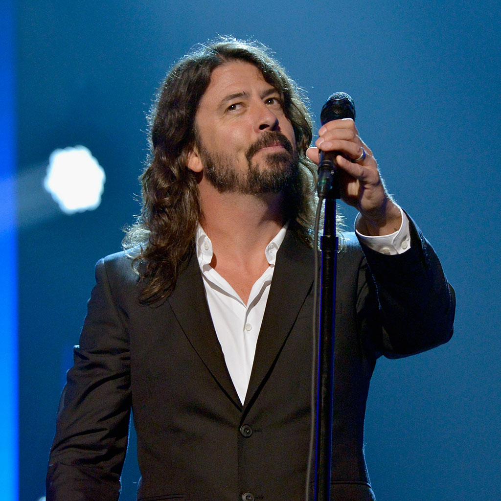 DAVE GROHL AND WHY WE LOVE HIM FWX