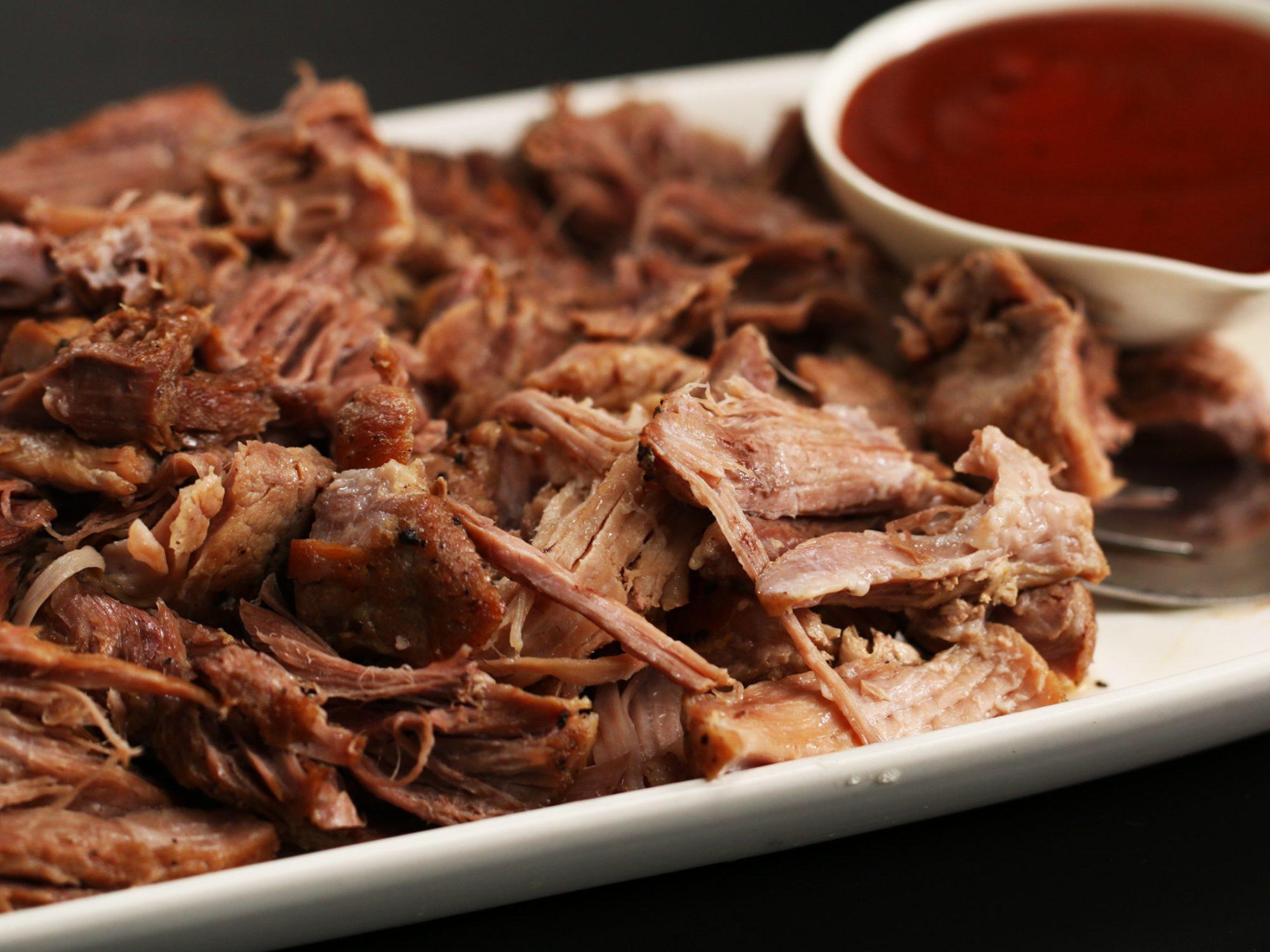 Instant Pot Pork Shoulder image