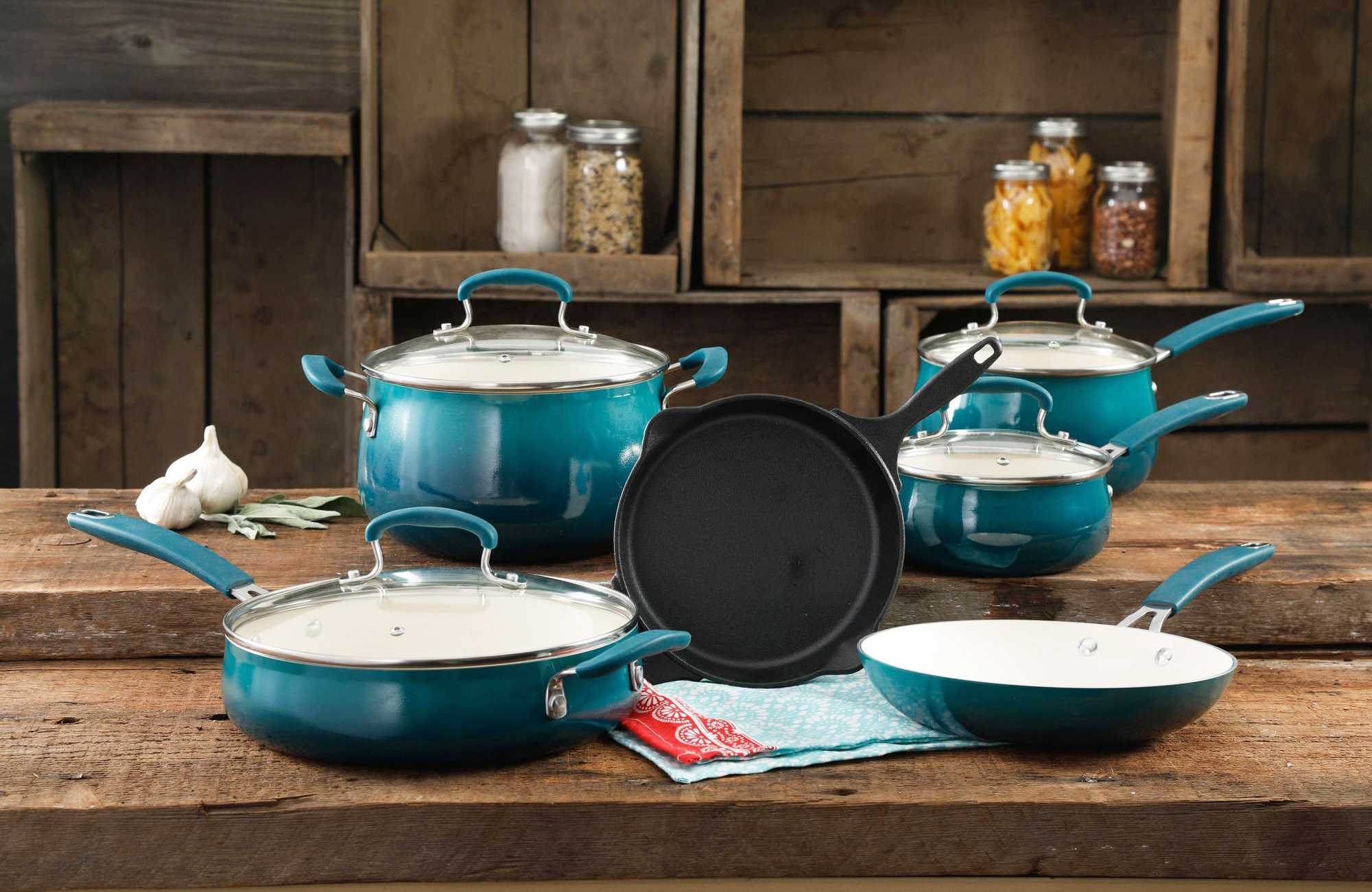 These Ceramic Cookware Sets Will Change How You Cook