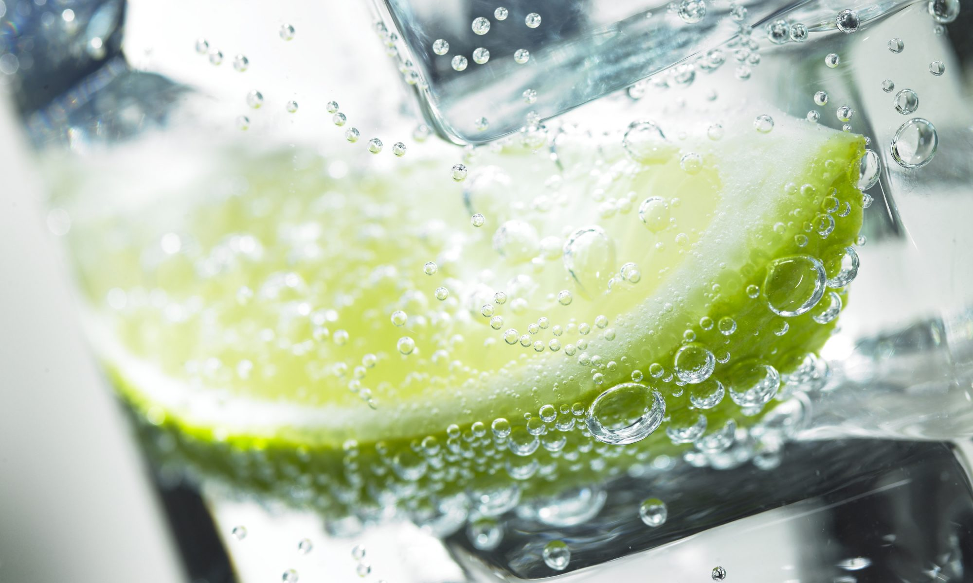 EC: How Bubbly Should Sparkling Water Be?