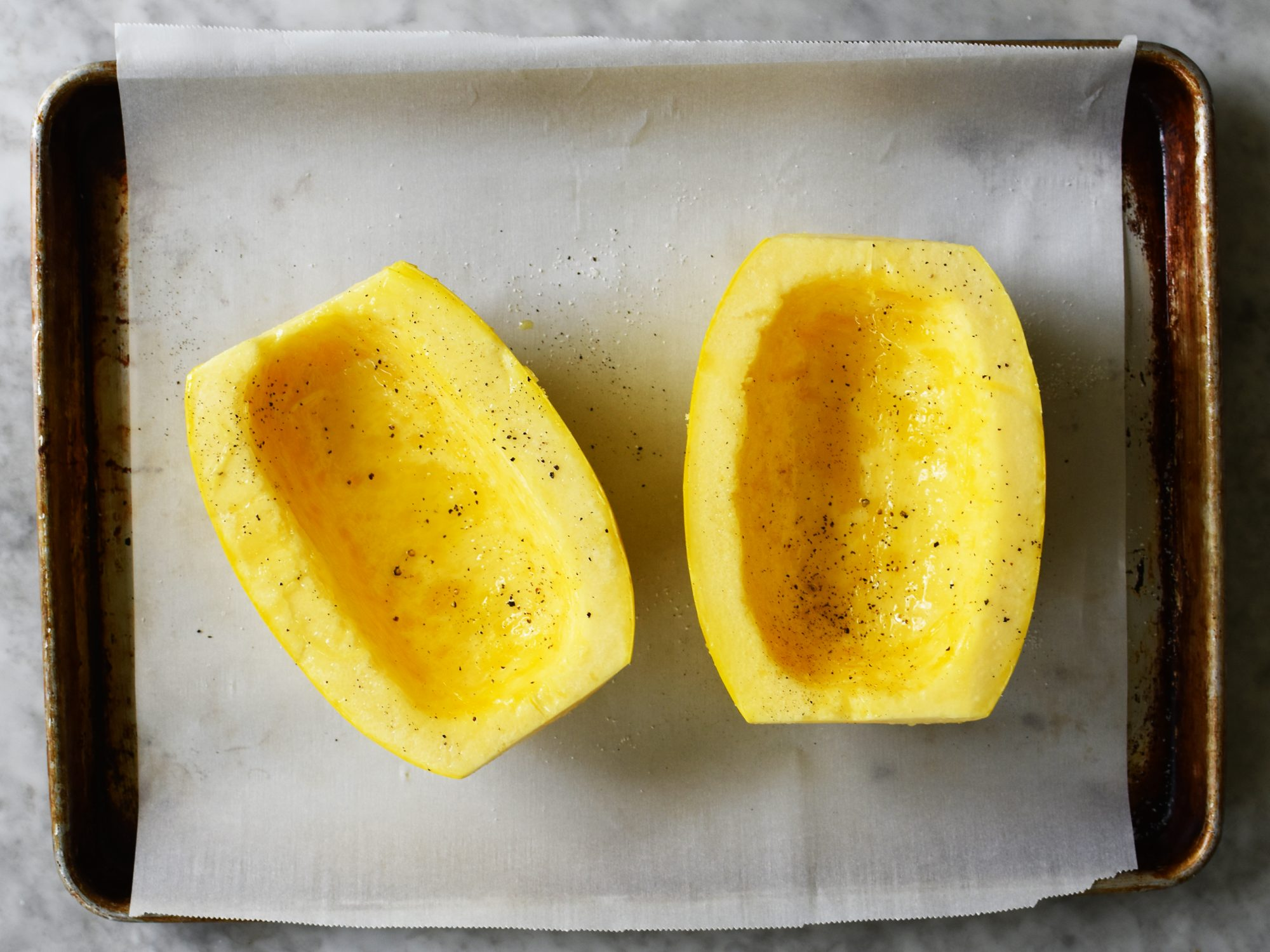 How to Perfectly Cook Spaghetti Squash in the Oven