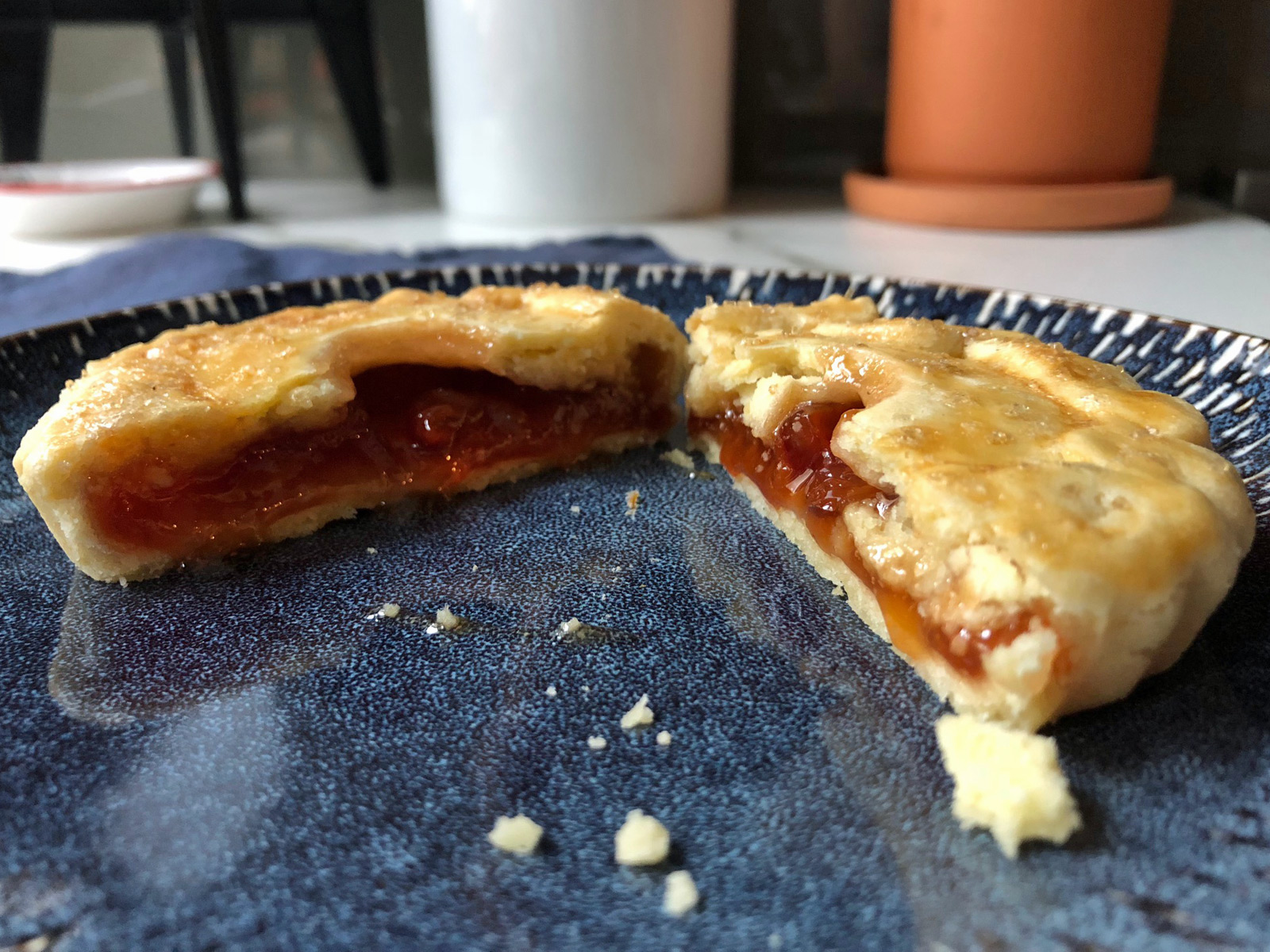 Jam Crostata Tartlets Are Basically Fancy Pop-Tarts