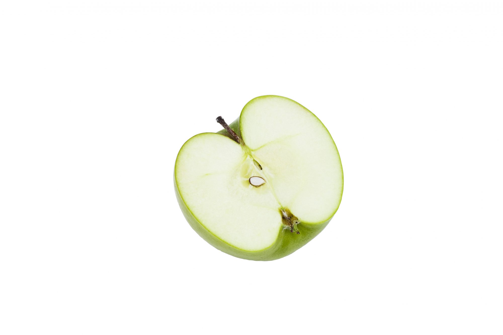 Cut Apple