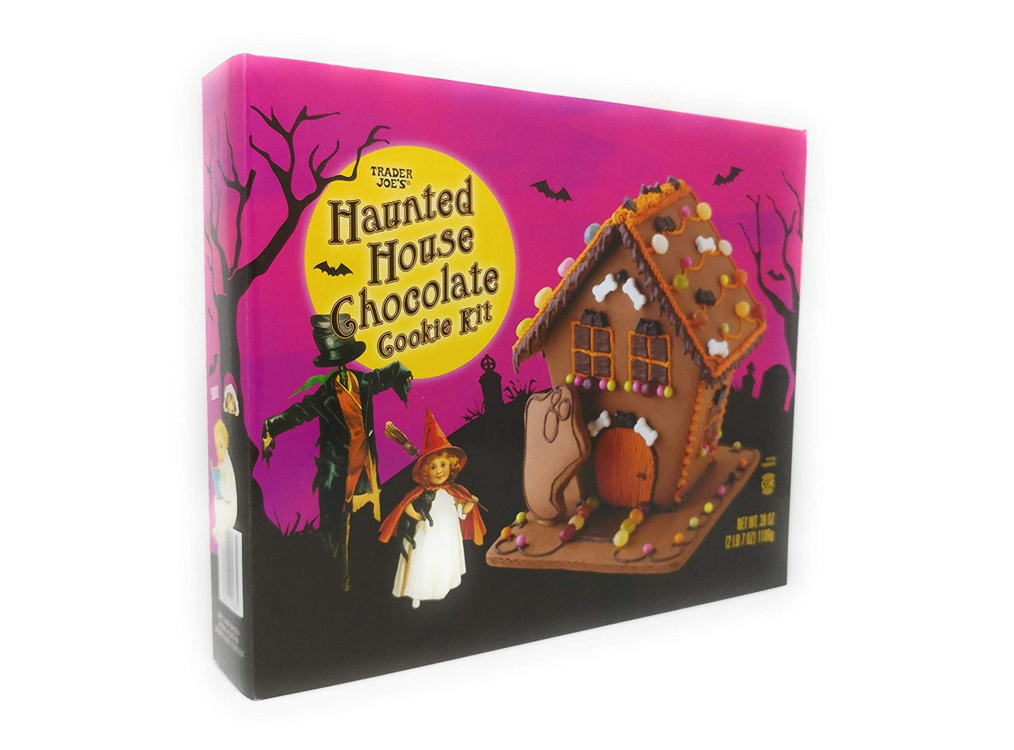 Trader Joe's is Selling Haunted House Kits and They're Adorable