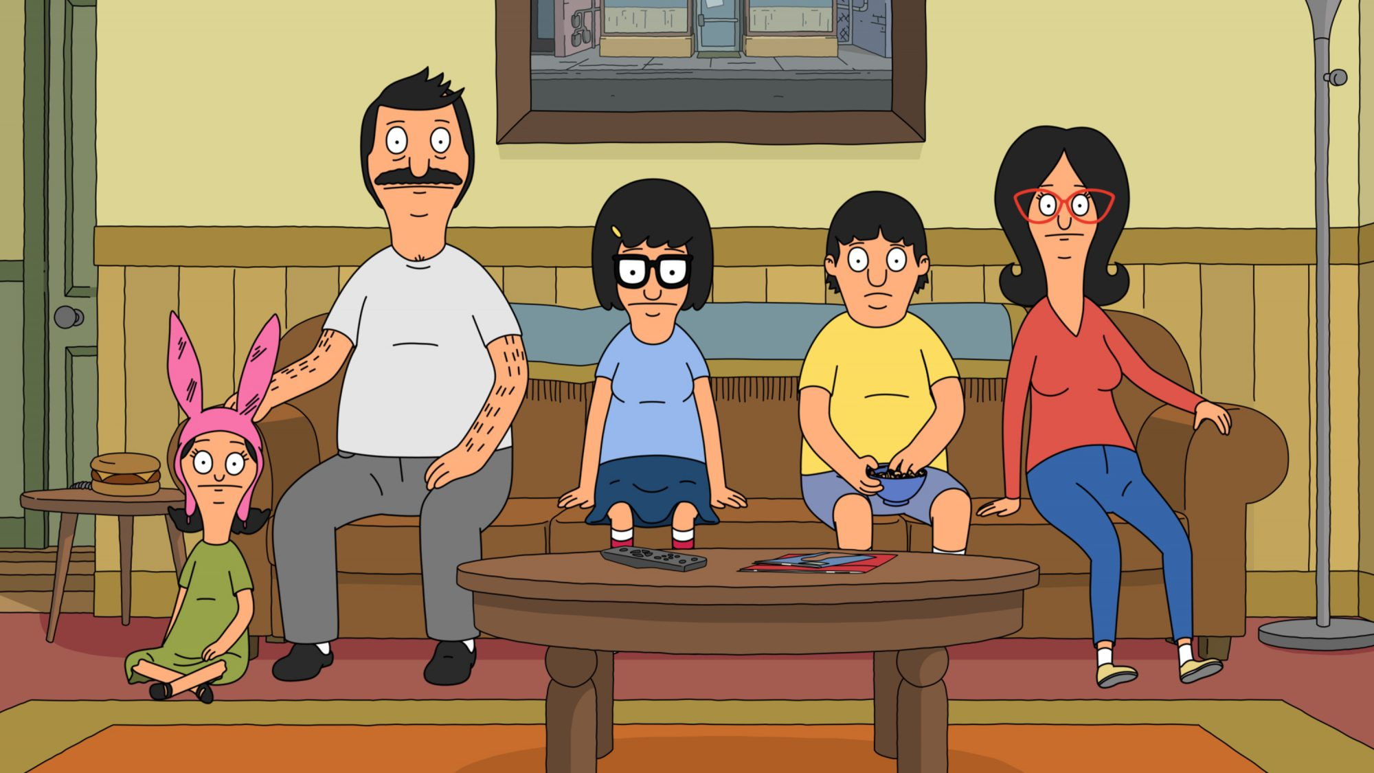 Here's How Restaurants Around the Country Celebrated Bob's Burgers' Season Premiere