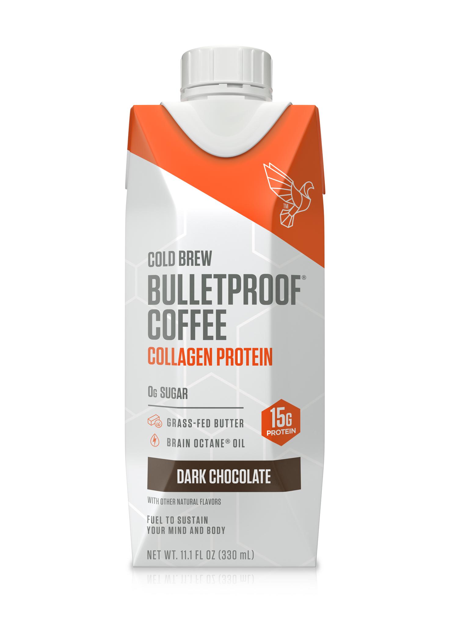 bulletproof dark chocolate collagen