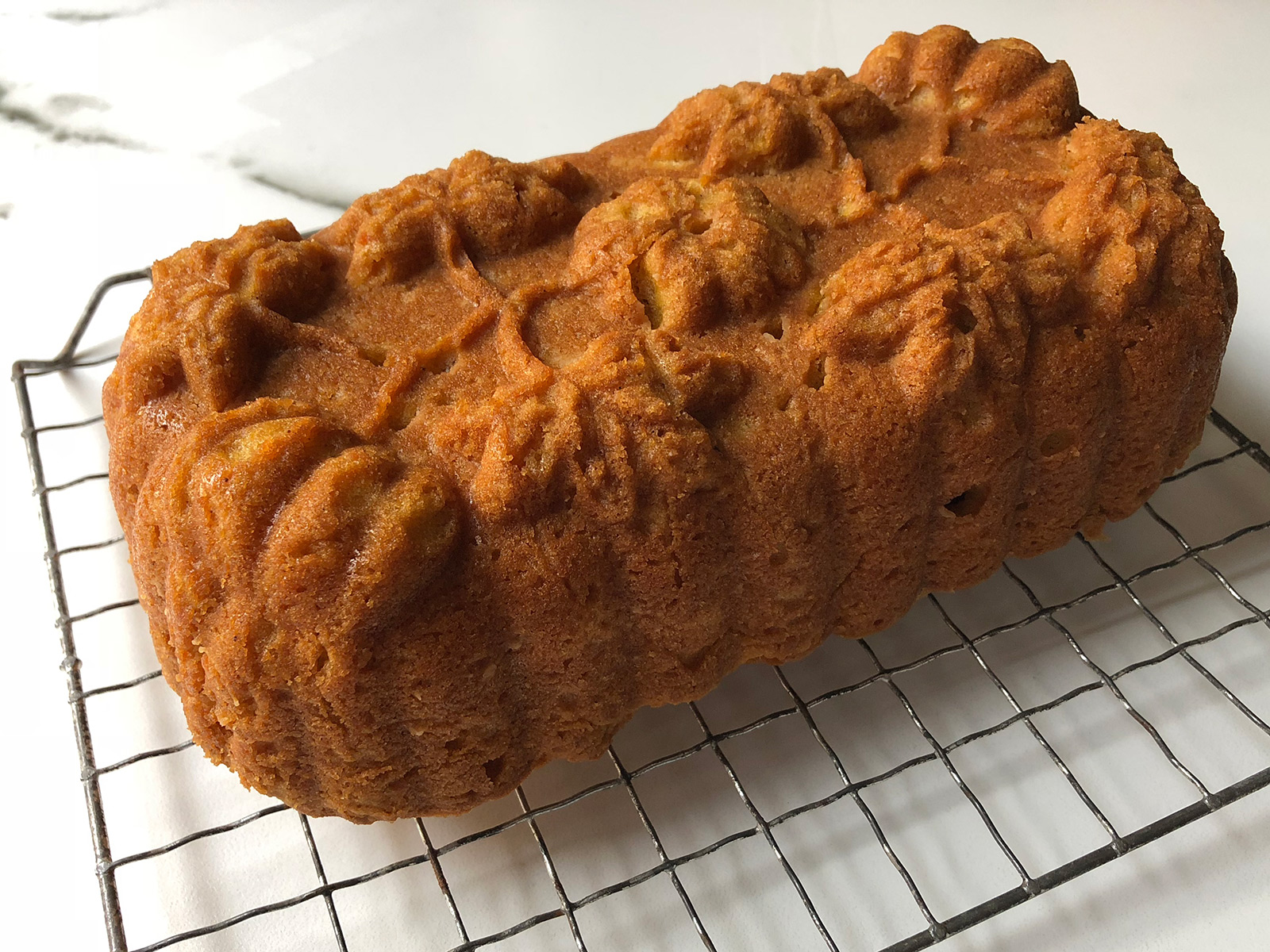 Use Your Leftover Sweet Potatoes in a Pound Cake
