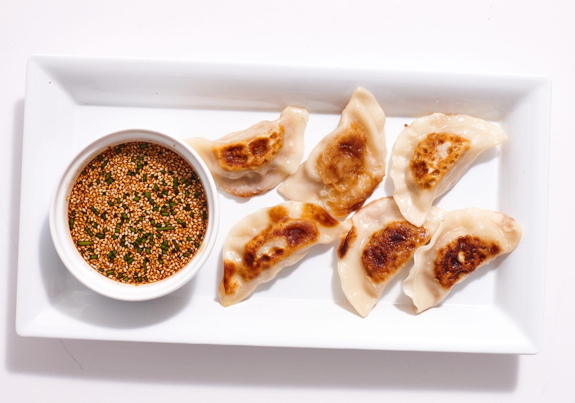 Mary Janes Chinese Pork Dumplings image
