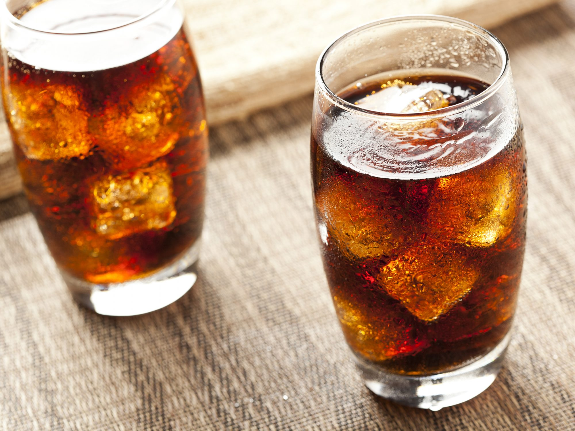 Diet Soda Could Be Wrecking Your Gut Health